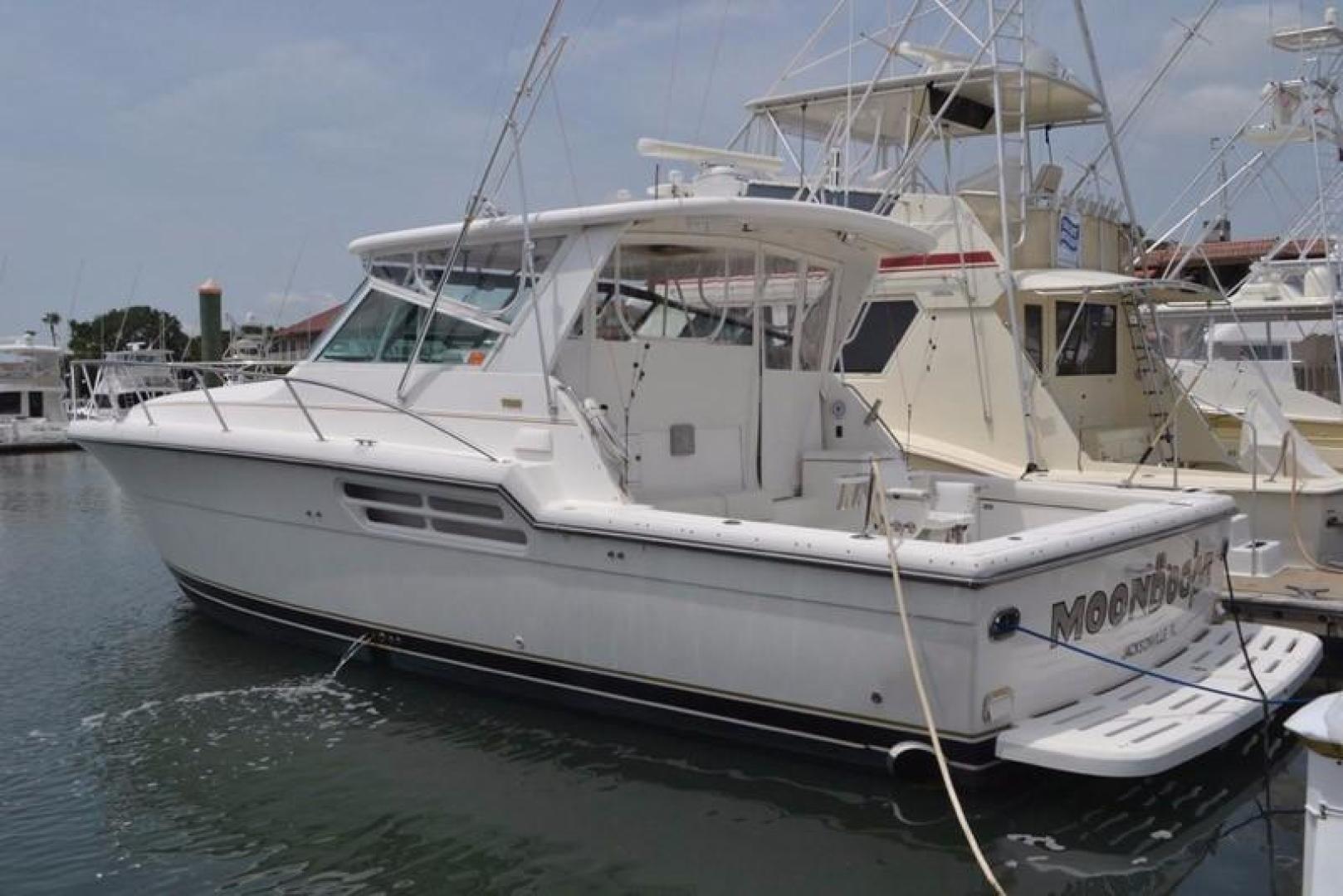 Tiara-4100 Open 2000-Moondoggie St. Augustine-Florida-United States-Profile-924405 | Thumbnail