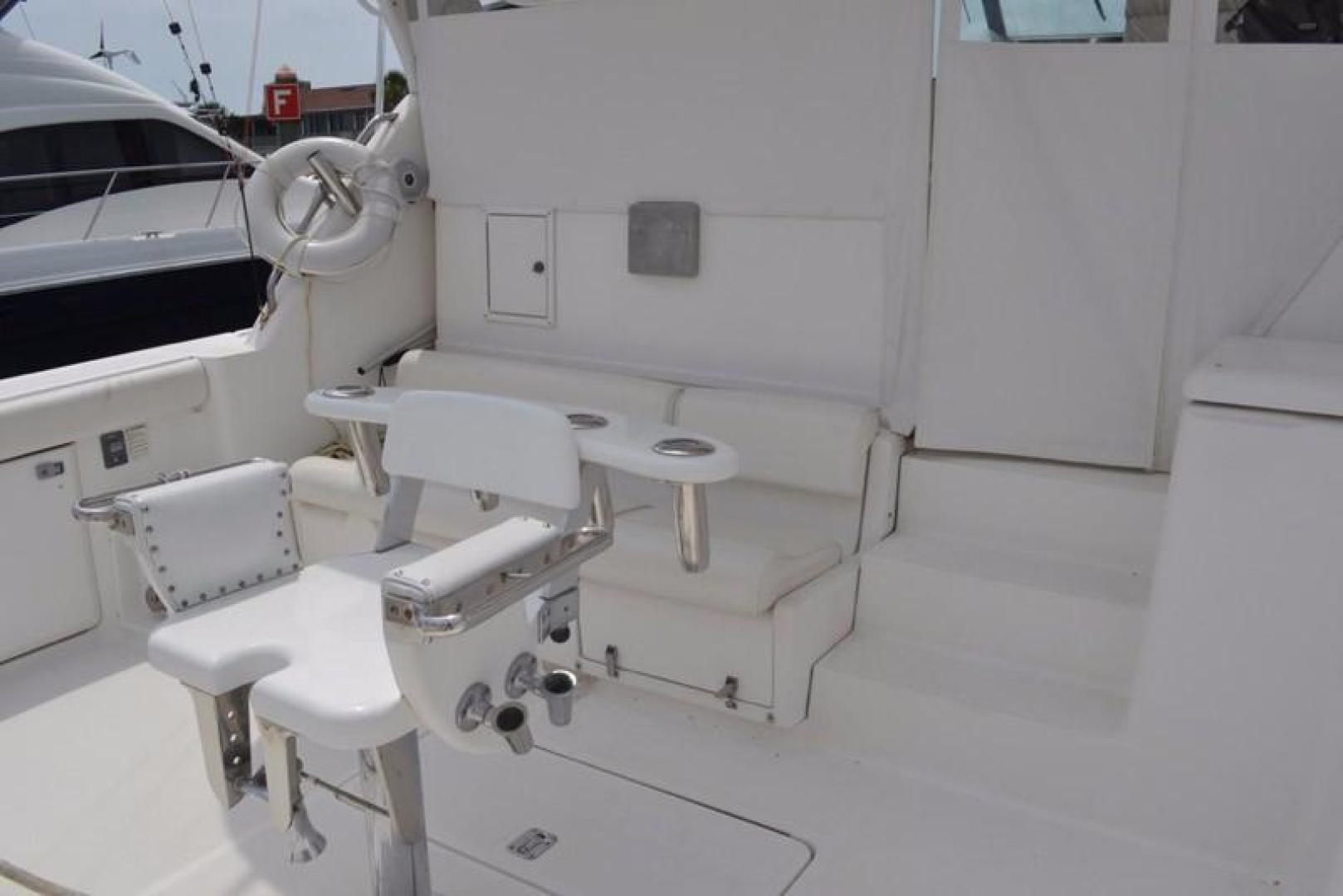 Tiara-4100 Open 2000-Moondoggie St. Augustine-Florida-United States-Cockpit-924422 | Thumbnail