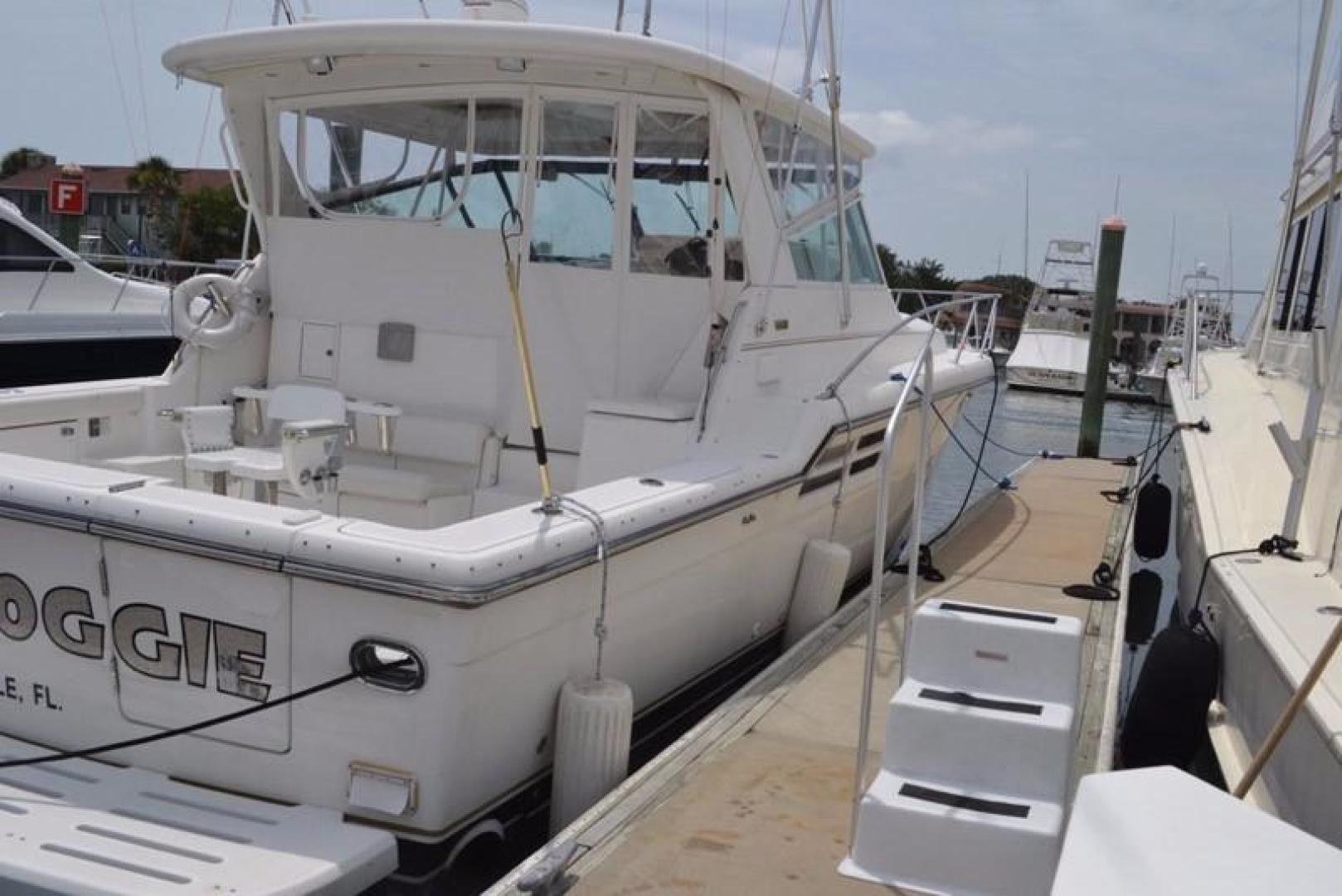 Tiara-4100 Open 2000-Moondoggie St. Augustine-Florida-United States-Starboard Aft Quarter-924419 | Thumbnail