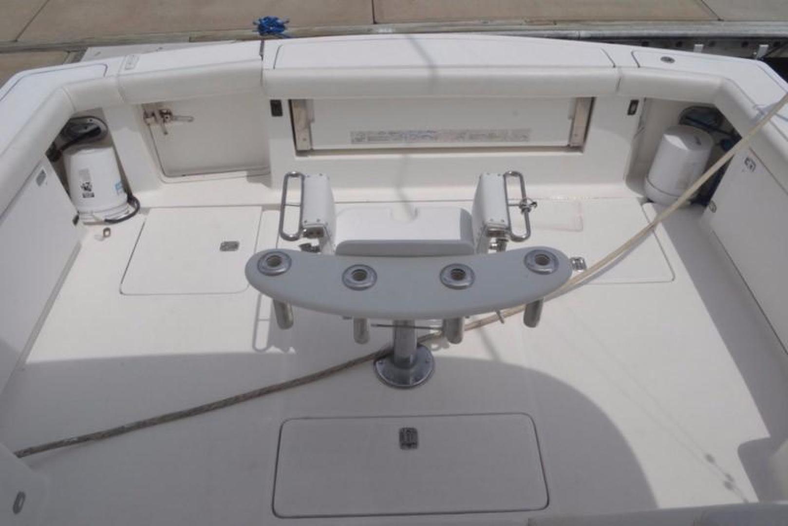 Tiara-4100 Open 2000-Moondoggie St. Augustine-Florida-United States-Cockpit-924421 | Thumbnail
