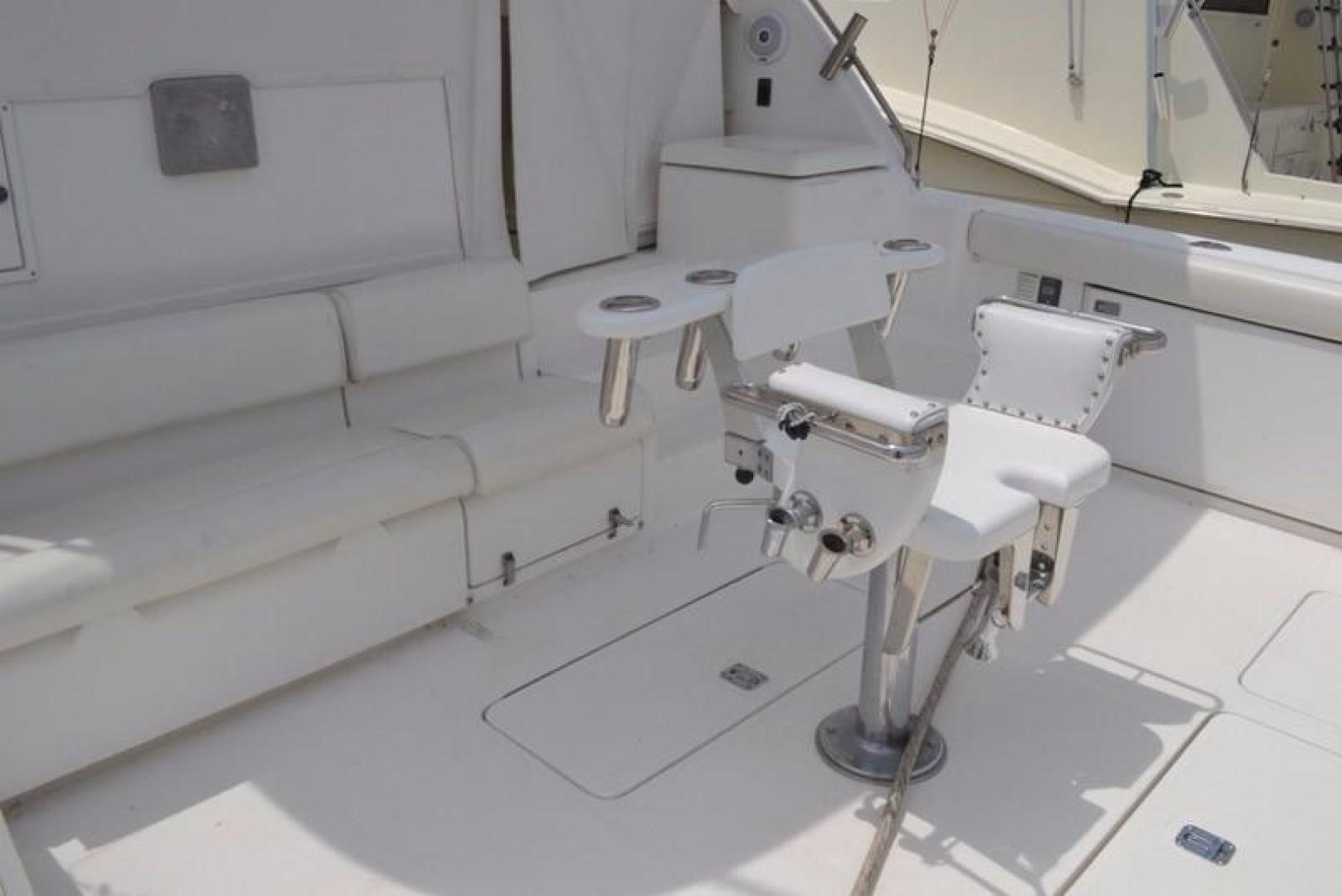 Tiara-4100 Open 2000-Moondoggie St. Augustine-Florida-United States-Cockpit Seating-924420 | Thumbnail