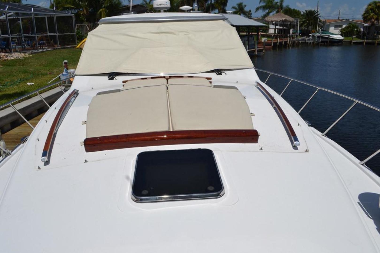 Chris-Craft-Roamer 2003-Lady Fairbanks Merritt Island-Florida-United States-Foredeck-924476   Thumbnail