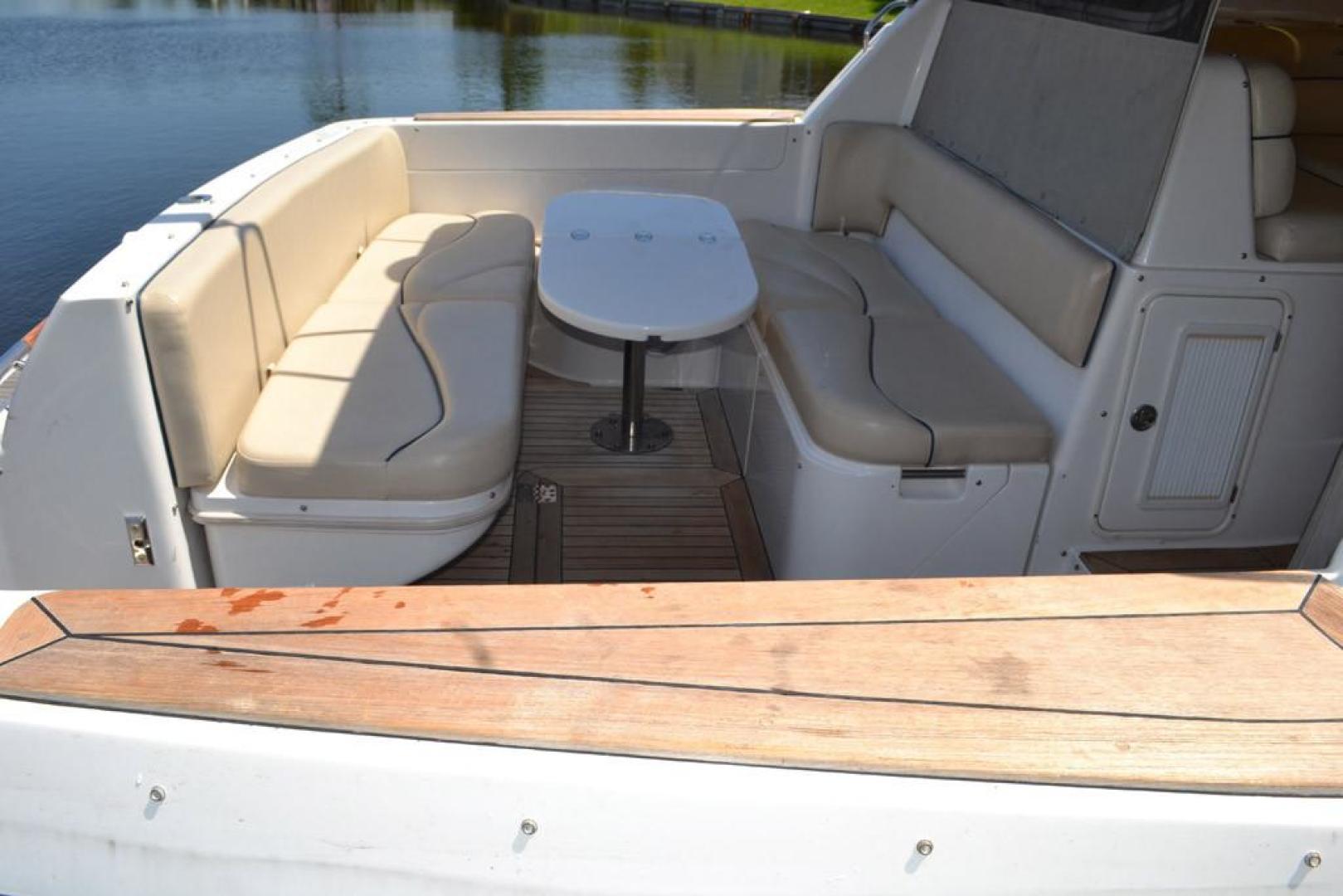 Chris-Craft-Roamer 2003-Lady Fairbanks Merritt Island-Florida-United States-Cockpit-924480   Thumbnail