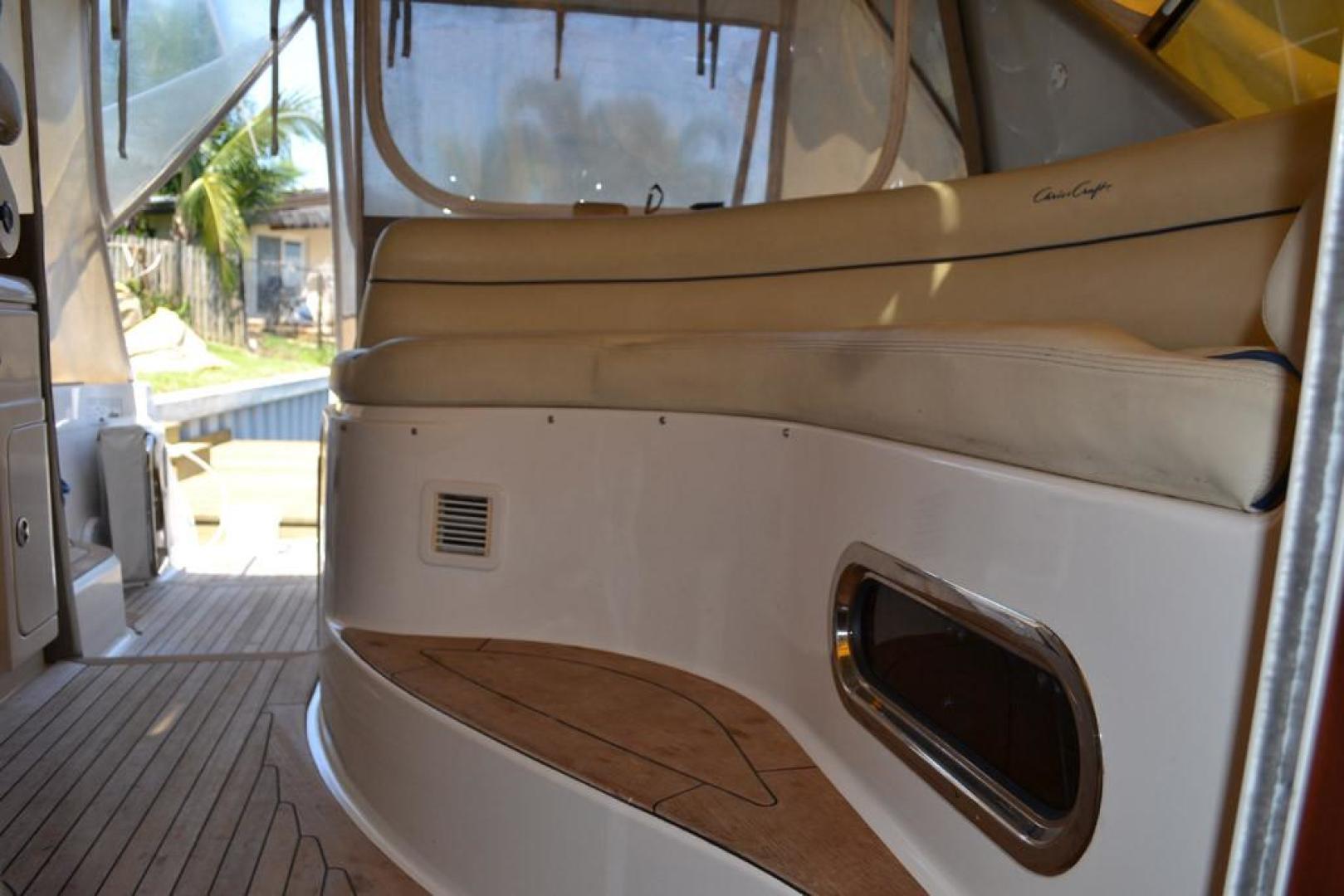 Chris-Craft-Roamer 2003-Lady Fairbanks Merritt Island-Florida-United States-Cockpit Seating-924482   Thumbnail