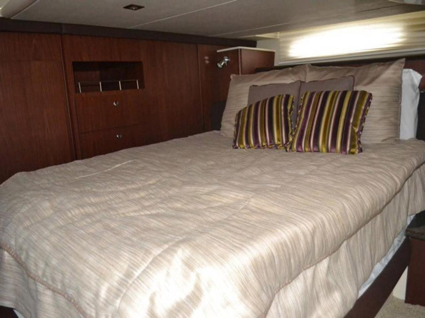 Meridian-441 Sedan Bridge 2012-Higher Powered Palm Coast-Florida-United States-Master Stateroom-141645 | Thumbnail