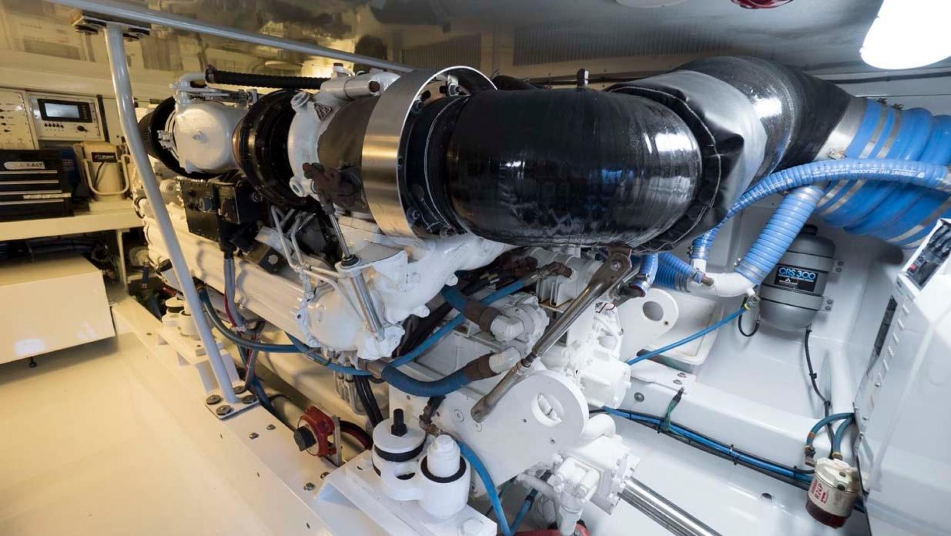 Jim-Smith-Custom-Convertible-Sportfish-2006-Silky-Palm-Beach-Florida-United-States-Stbd-MTU-Engine-924615