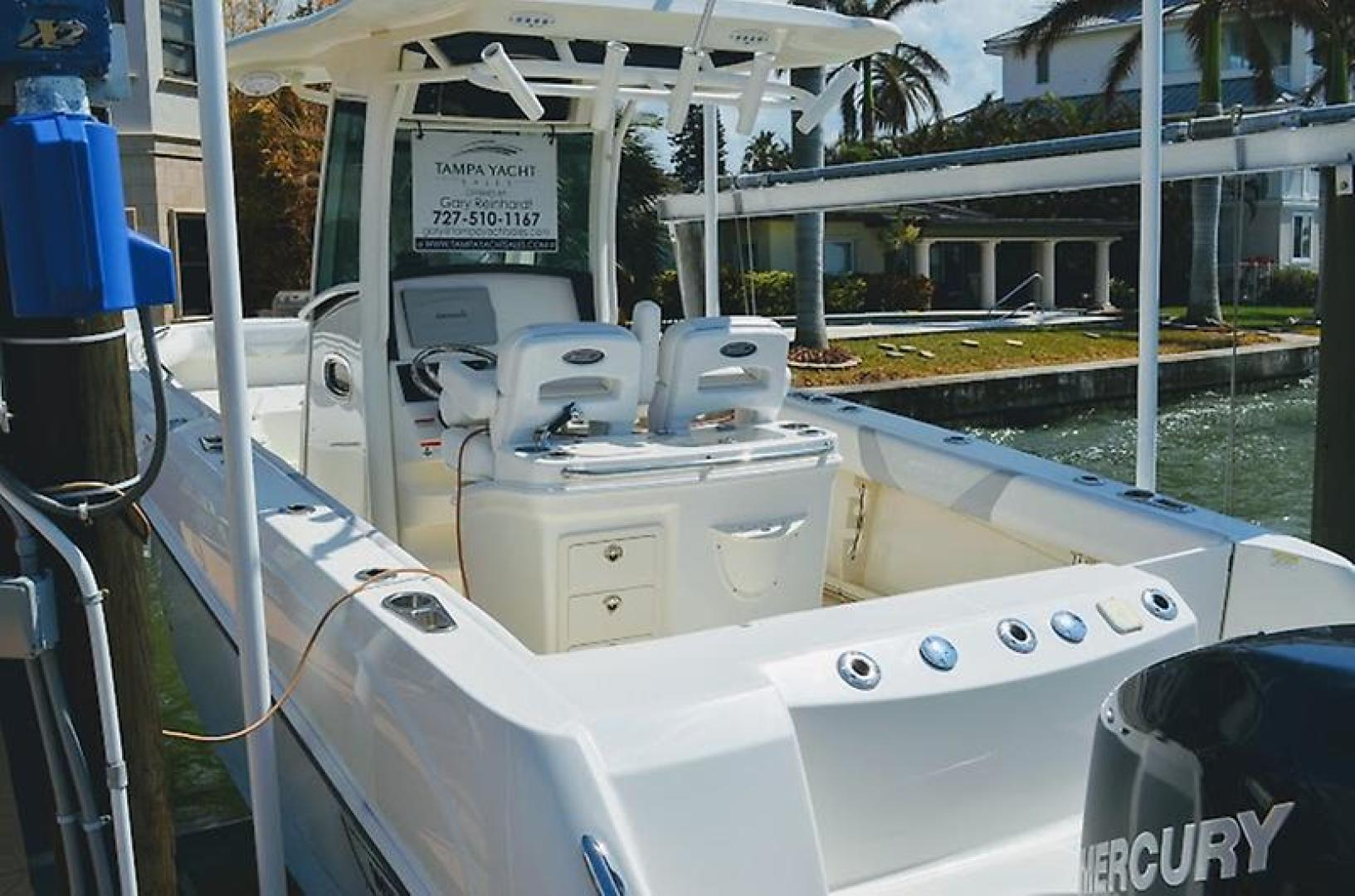 28' 2013 Boston Whaler 280 Outrage | Tampa Yacht Sales