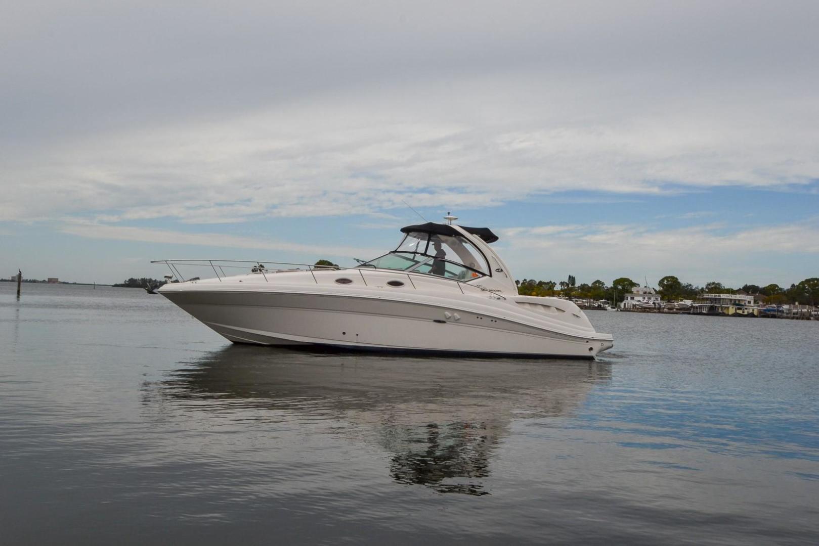 34' 2007 Sea Ray 340 Sundancer | Tampa Yacht Sales