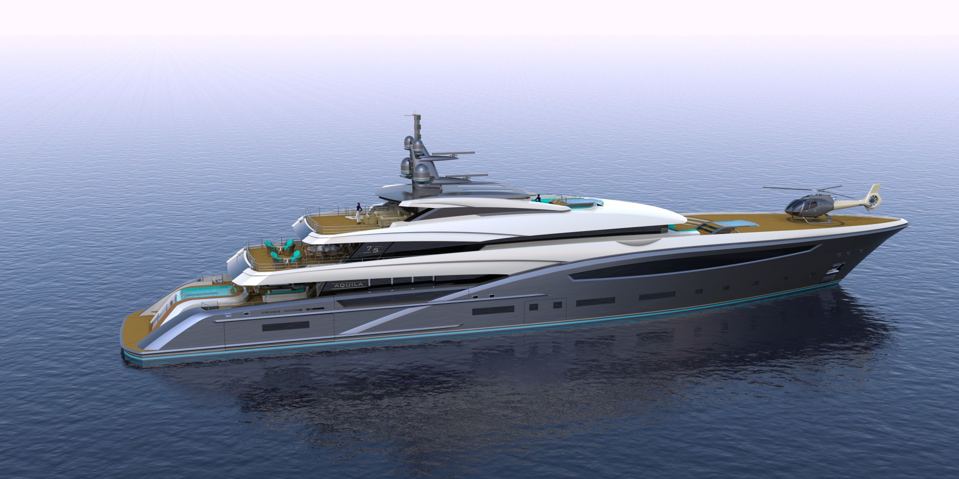 Picture Of a 2023 Custom 246 Motor Yacht Motor Yachts   1099222