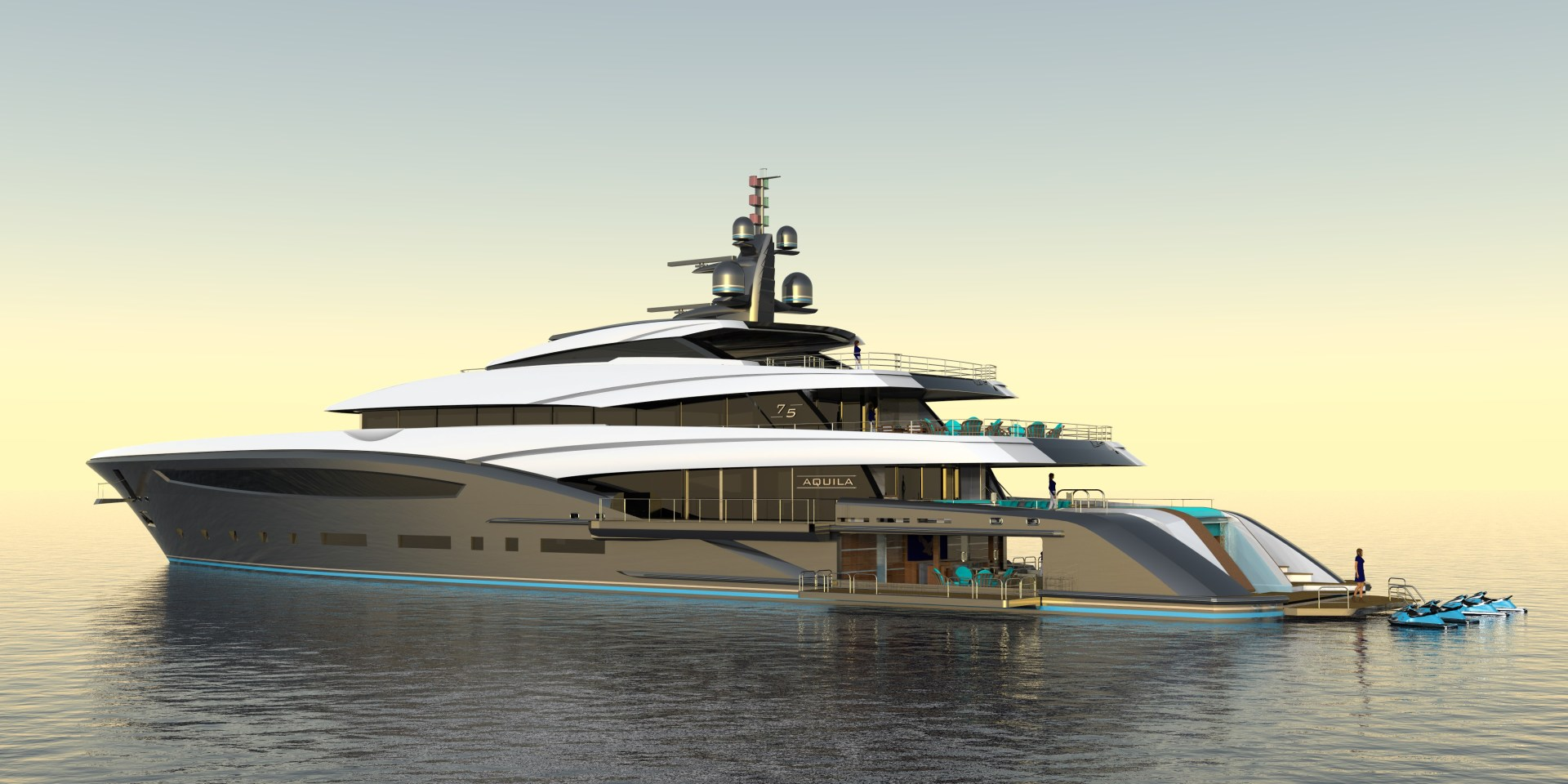 Picture Of a 2023 Custom 246 Motor Yacht Motor Yachts   1099215