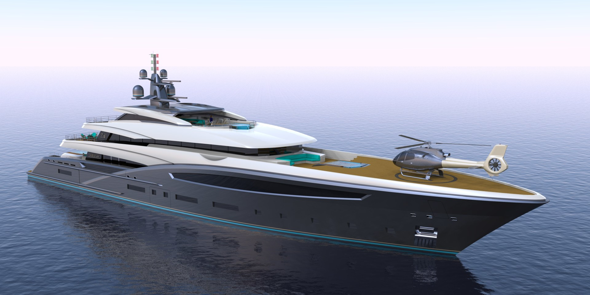Picture Of a 2023 Custom 246 Motor Yacht Motor Yachts   1099218