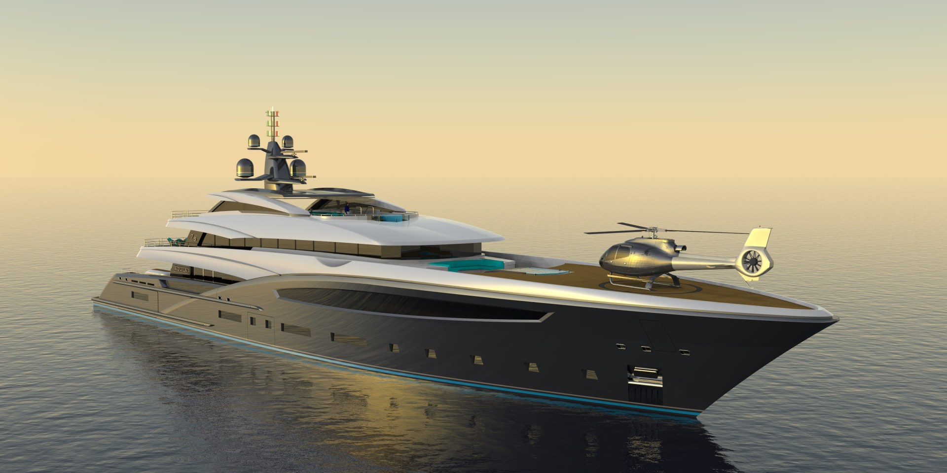 Picture Of a 2023 Custom 246 Motor Yacht Motor Yachts   1099212