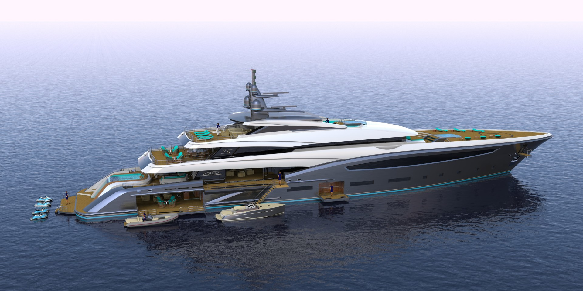 Picture Of a 2023 Custom 246 Motor Yacht Motor Yachts   1099223
