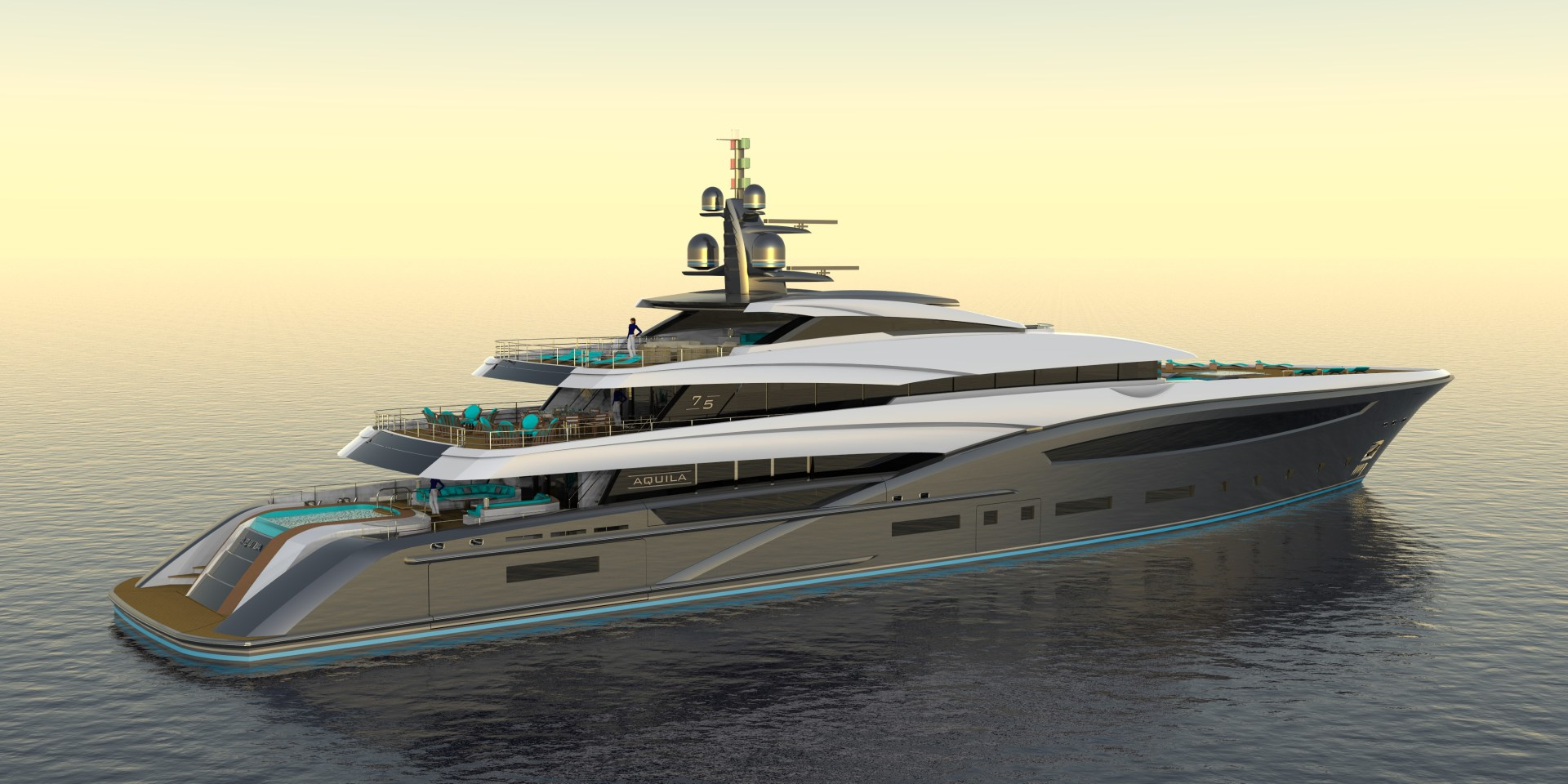 Picture Of a 2023 Custom 246 Motor Yacht Motor Yachts   1099210