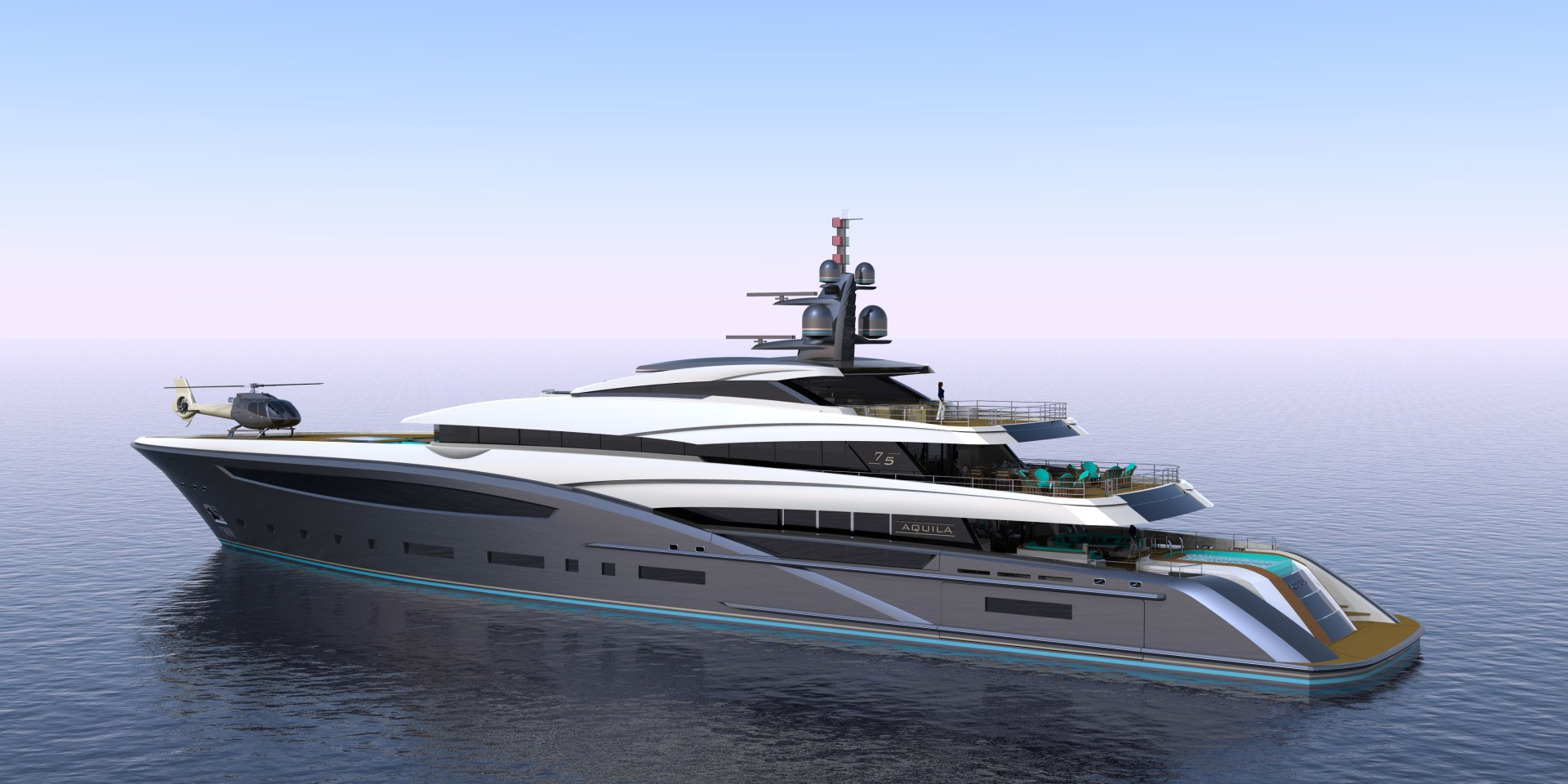 Picture Of a 2023 Custom 246 Motor Yacht Motor Yachts   1099221