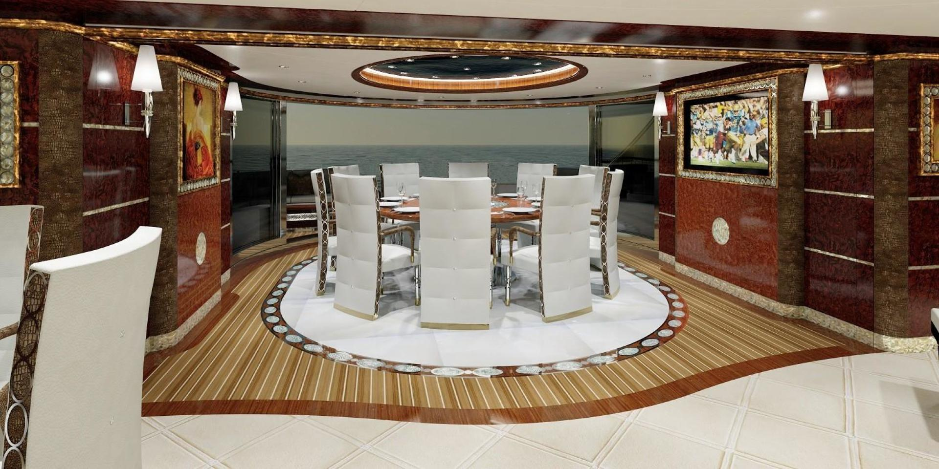 Picture Of a 2023 Custom 246 Motor Yacht Motor Yachts   902923