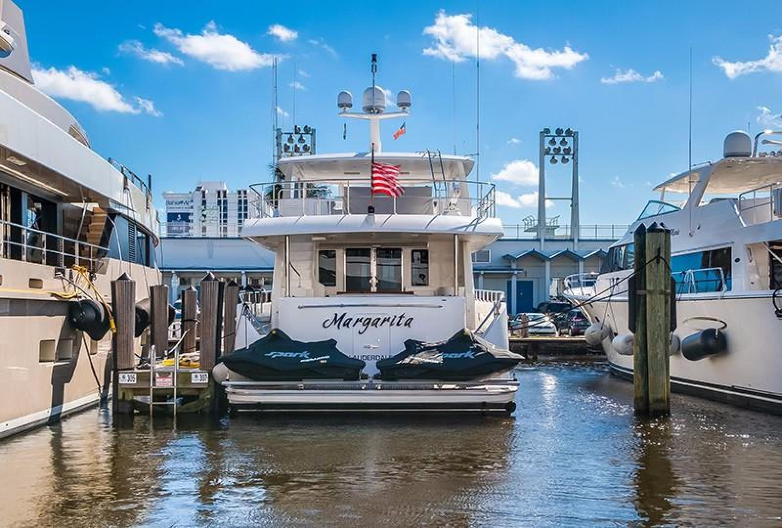 Picture Of: 78' Ocean Alexander 74' Pilothouse Motor 2010 Yacht For Sale | 2 of 42