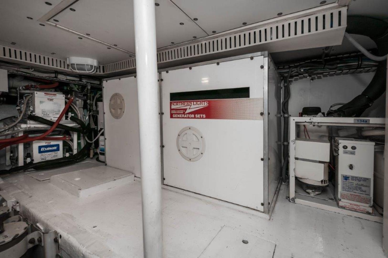 Bertram-60 Convertible 1998-Lady Rosa Pensacola-Florida-United States-1998 60 Bertram Convertible Lady Rosa Port Generator-720389   Thumbnail