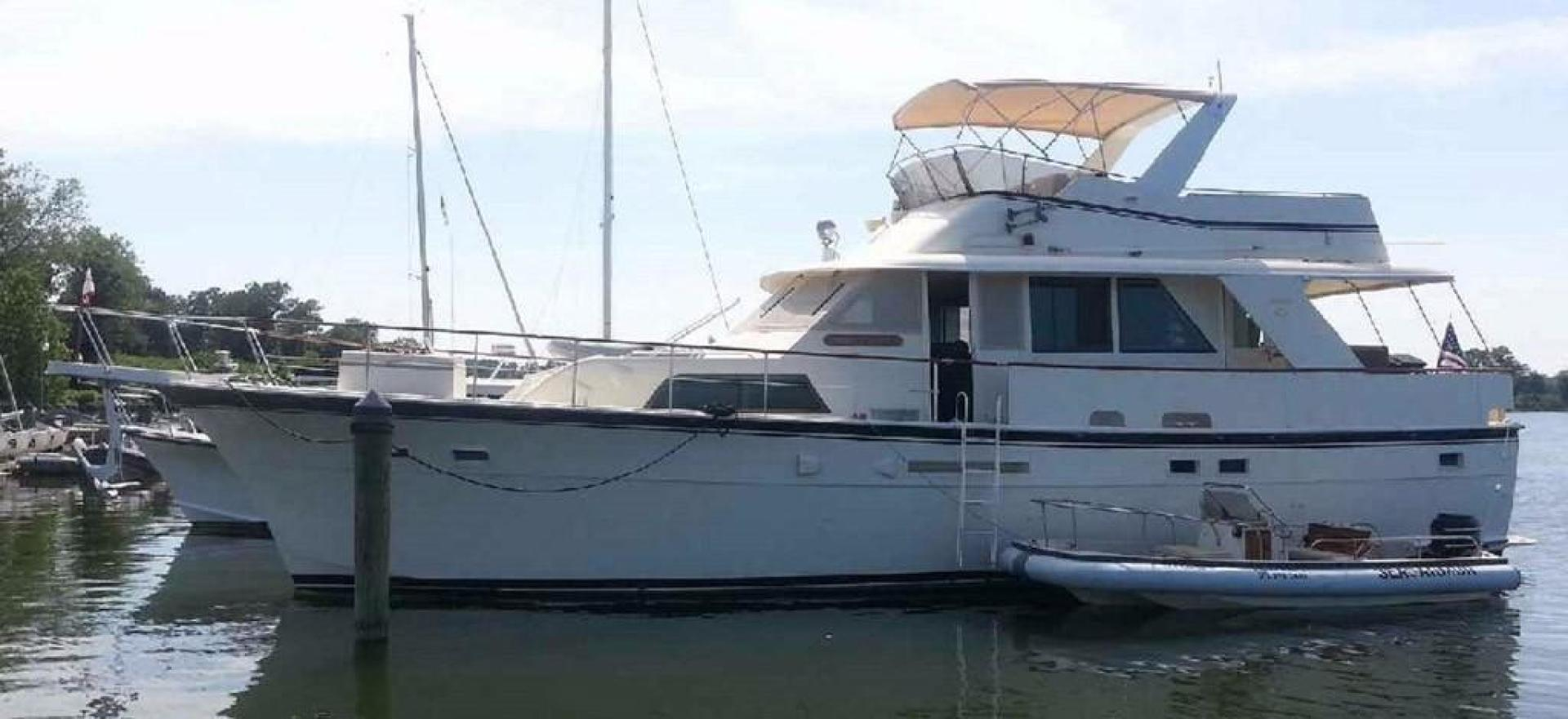Hatteras-Motoryacht-1984-Proud-Mary-Annapolis-Maryland-United-