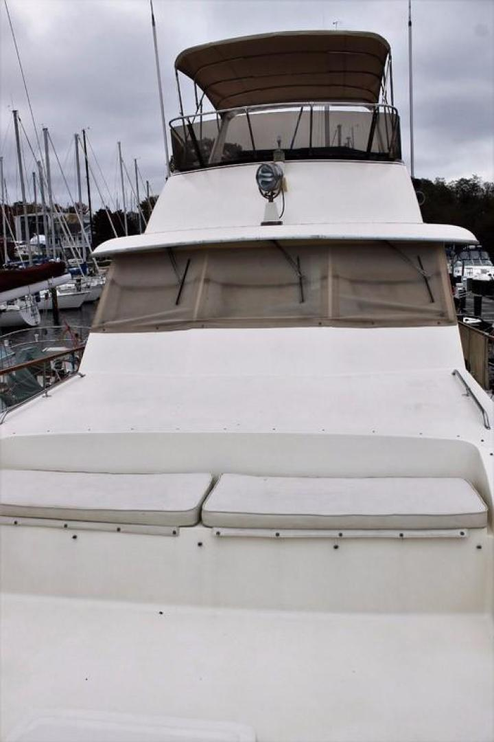 Hatteras-Motoryacht-1984-Proud-Mary-Annapolis-Maryland-United-States-Foredeck-920817