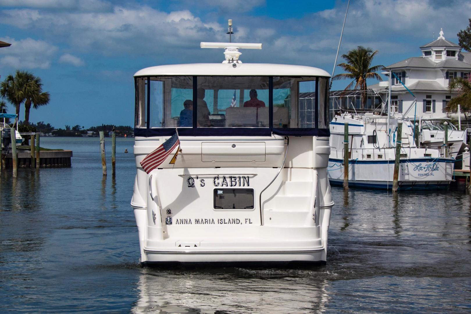 39' Sea Ray 390 Motor Yacht 2004