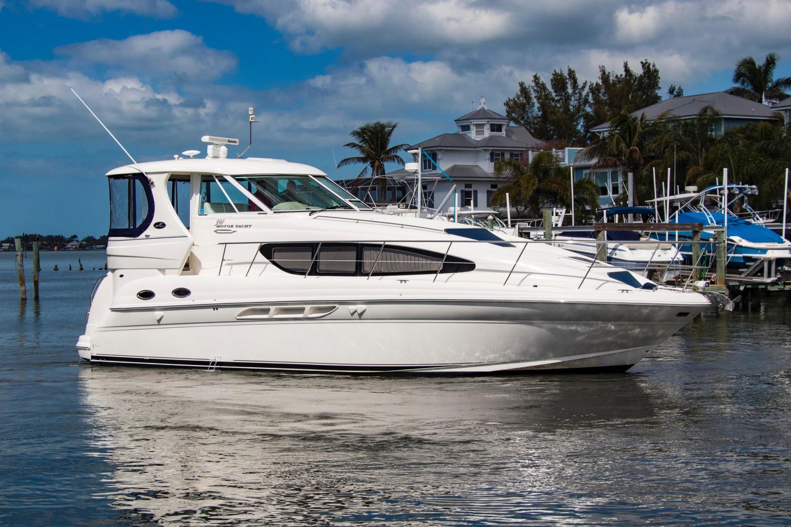 2004 Sea Ray 39' 390 Motor Yacht
