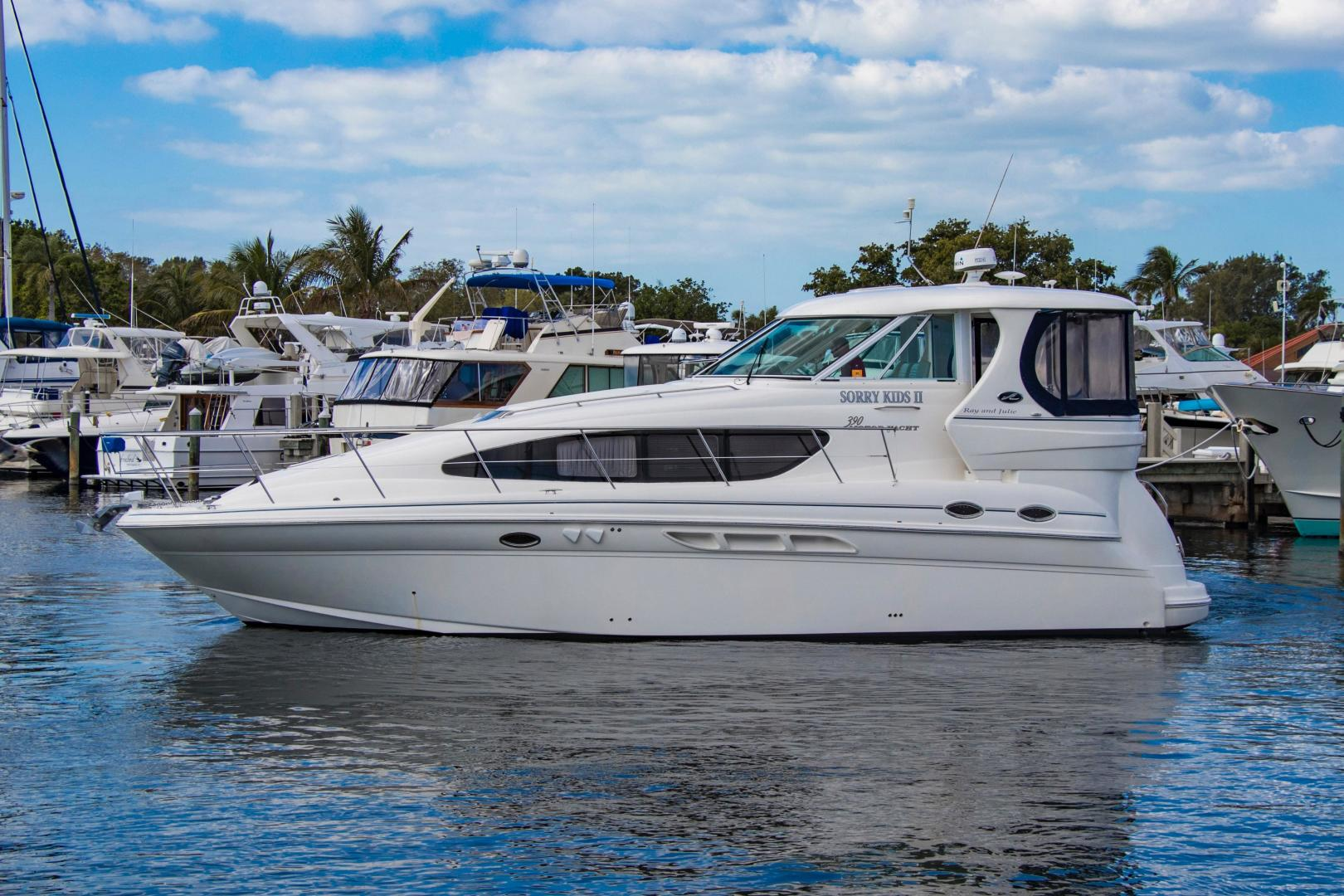 2005 Sea Ray 39' 39 Motor-yacht