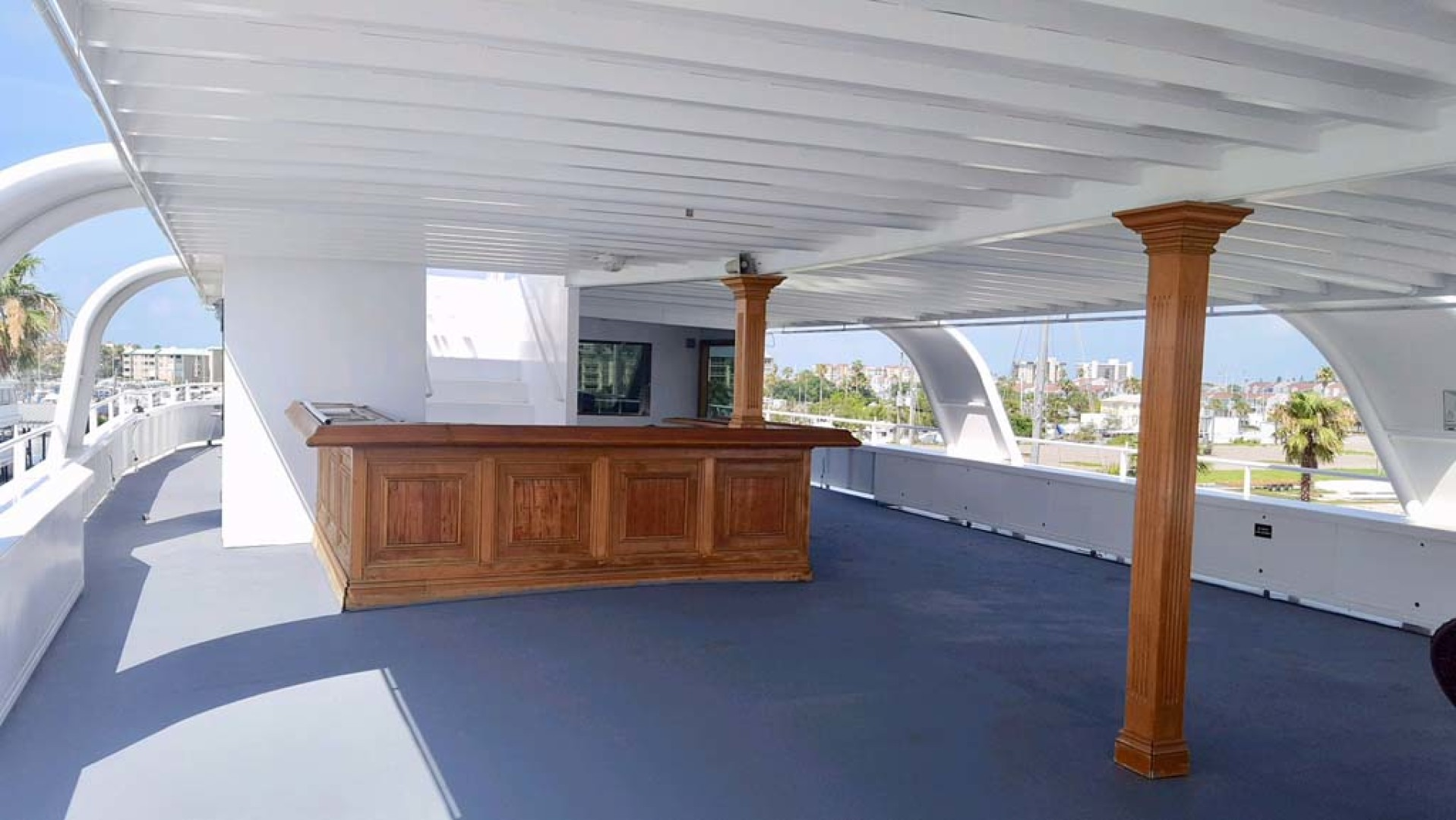 Custom-Keith Marine Dinner Boat 2006-Sir Winston Tampa-Florida-United States-Deck 4 Sky Lounge-1115547 | Thumbnail