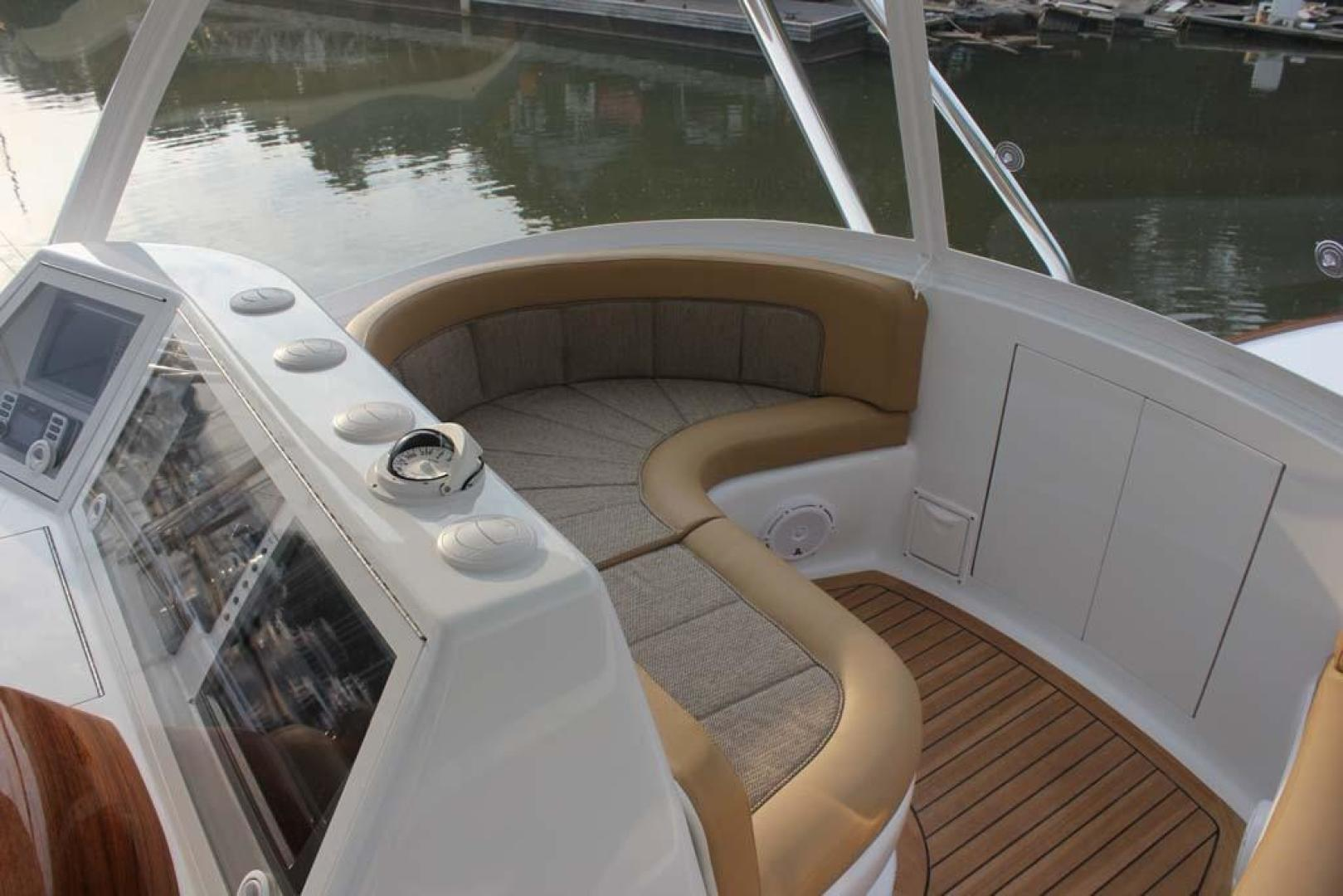 F&S-Convertible 2013-Triple F Coral Gables-Florida-United States-Flybridge Port Forward Seating-1016953   Thumbnail
