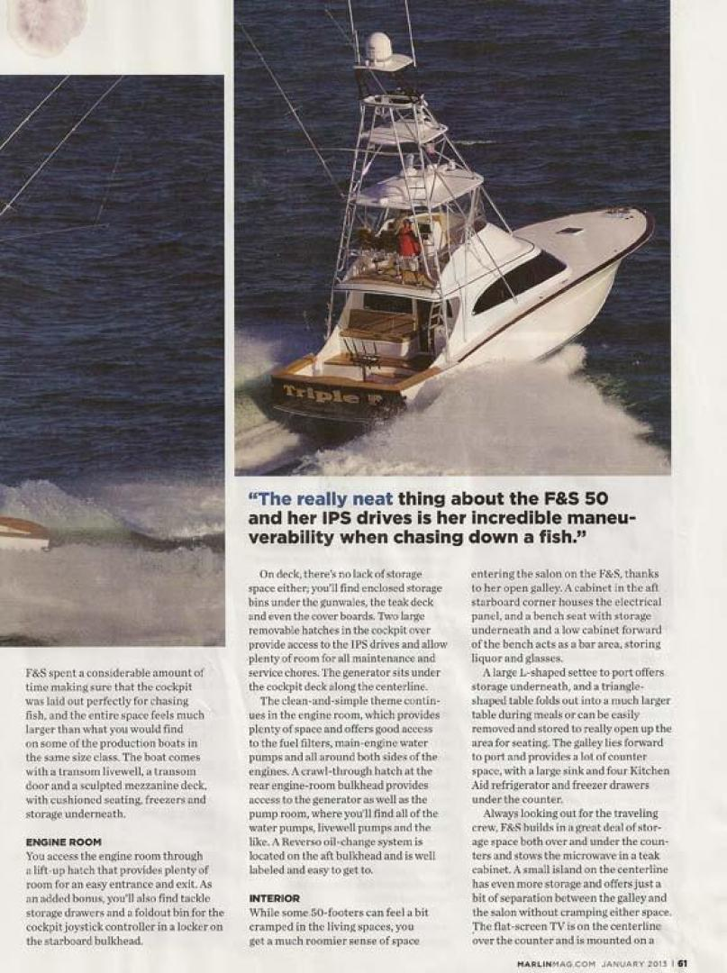 F&S-Convertible 2013-Triple F Coral Gables-Florida-United States-Marlin Test page 2-1016975   Thumbnail