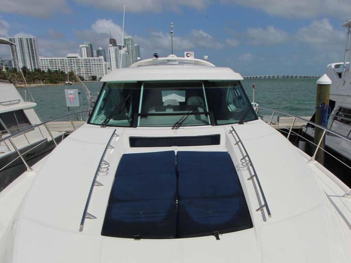 Sea Ray-540 Sundancer 2011-XS Miami-Florida-United States-Foredeck-918505 | Thumbnail