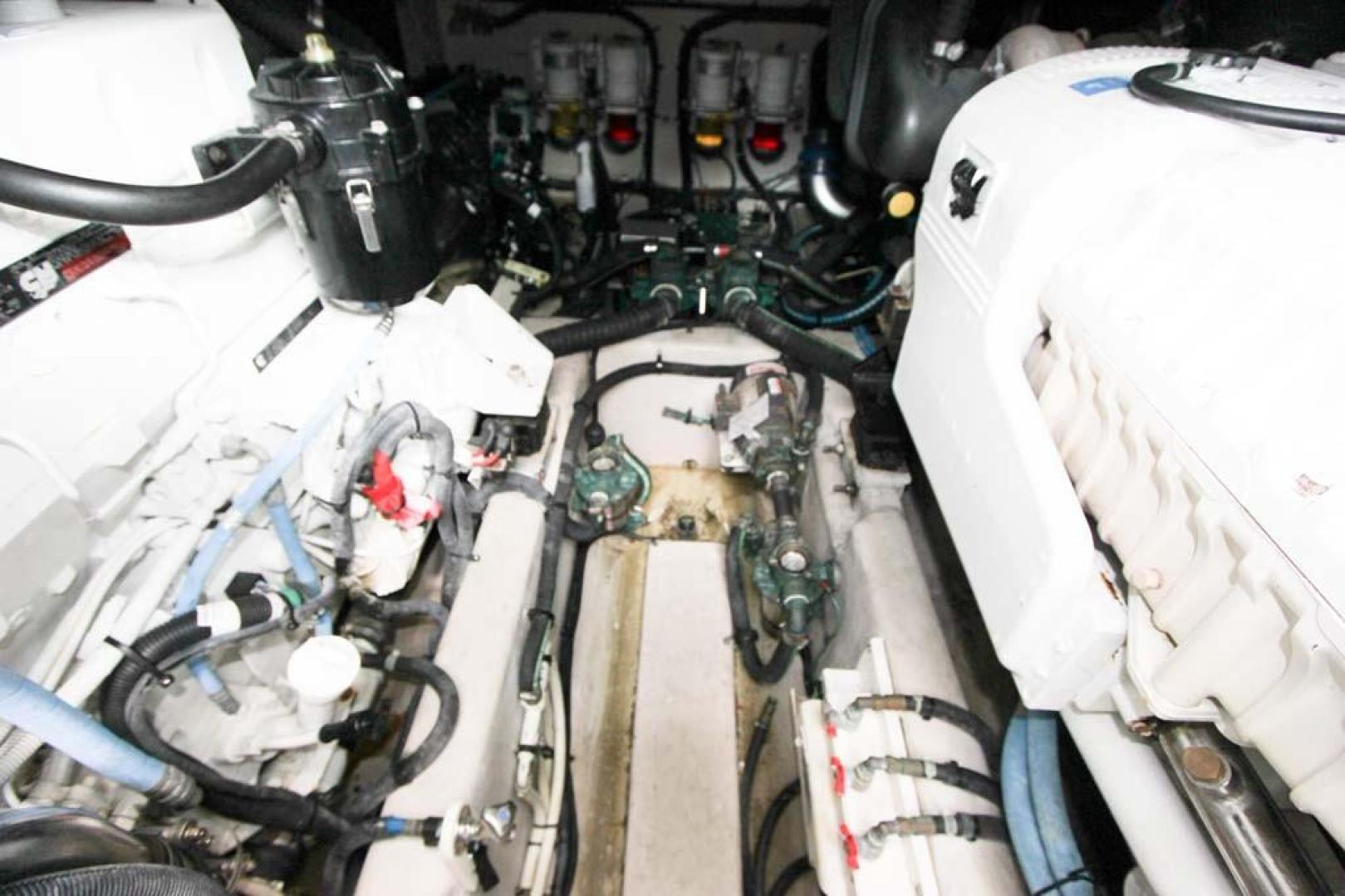 Sea Ray-540 Sundancer 2011-XS Miami-Florida-United States-Engine Room-918522 | Thumbnail