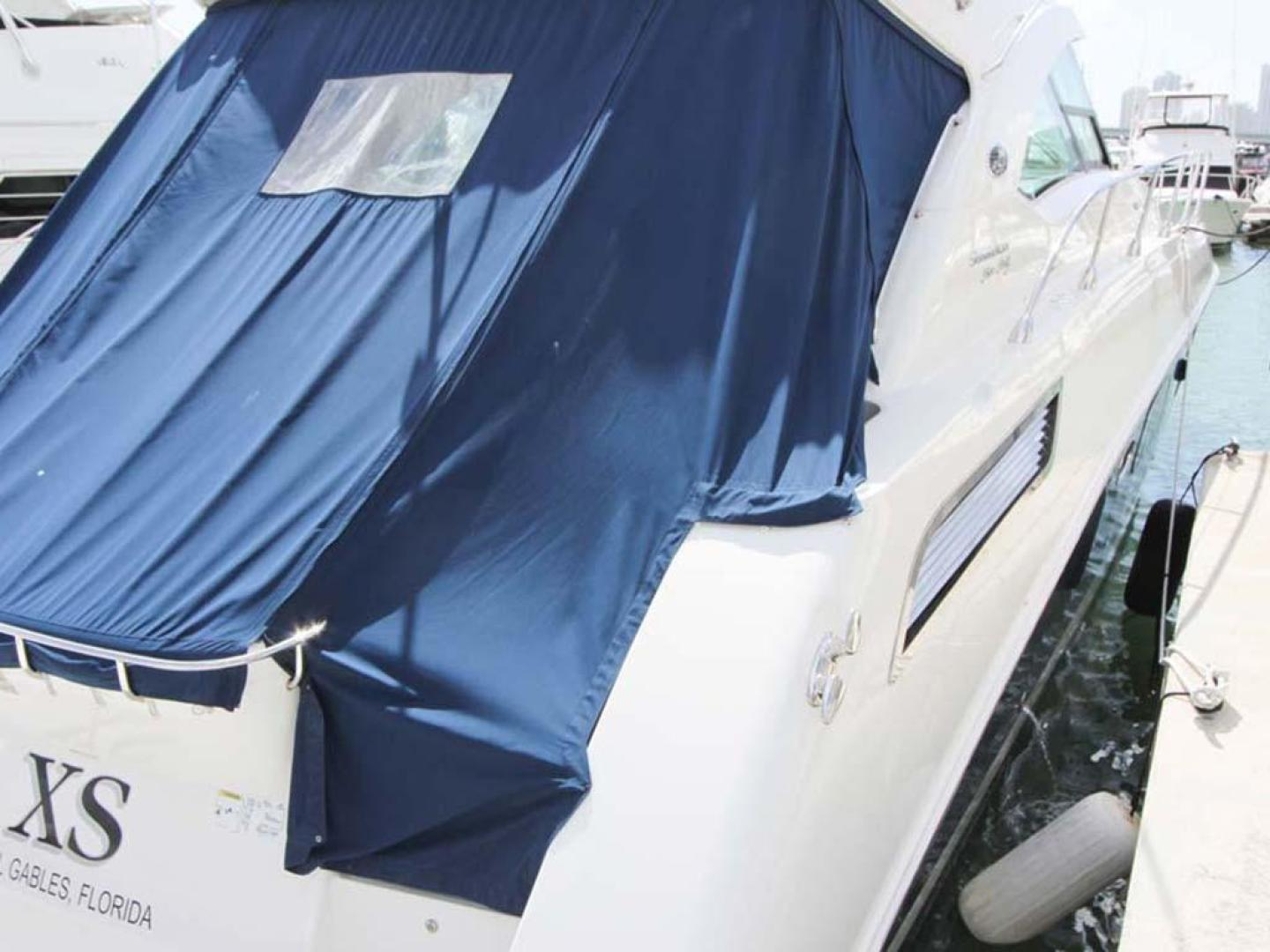 Sea Ray-540 Sundancer 2011-XS Miami-Florida-United States-Tonneau Cover-918503 | Thumbnail