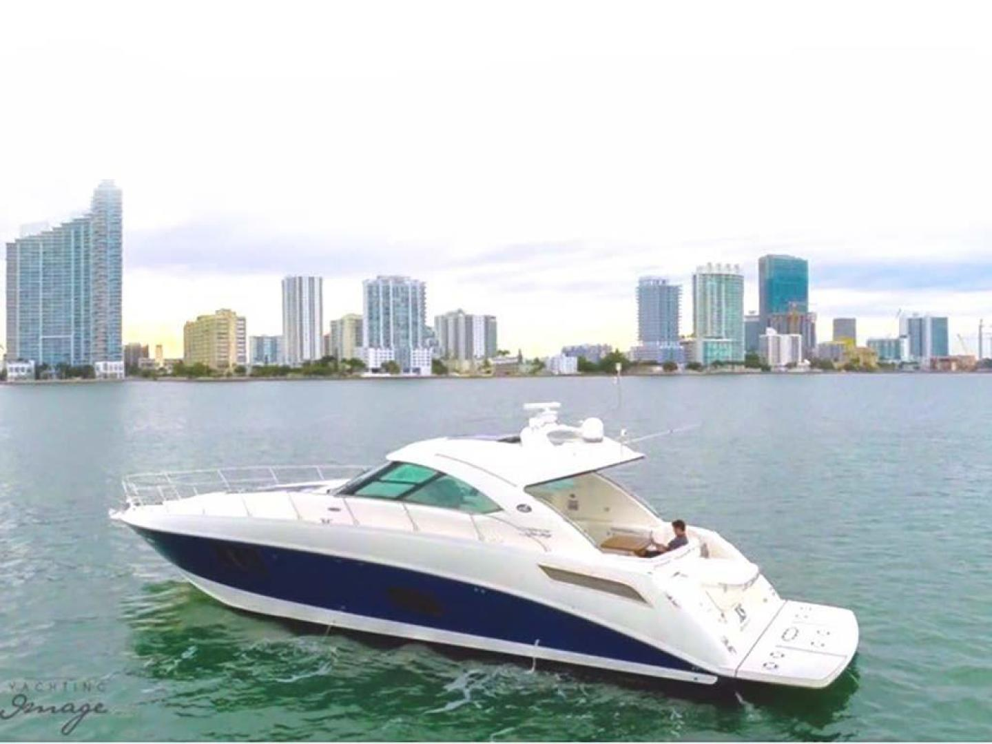 Sea Ray-540 Sundancer 2011-XS Miami-Florida-United States-Profile-918501 | Thumbnail