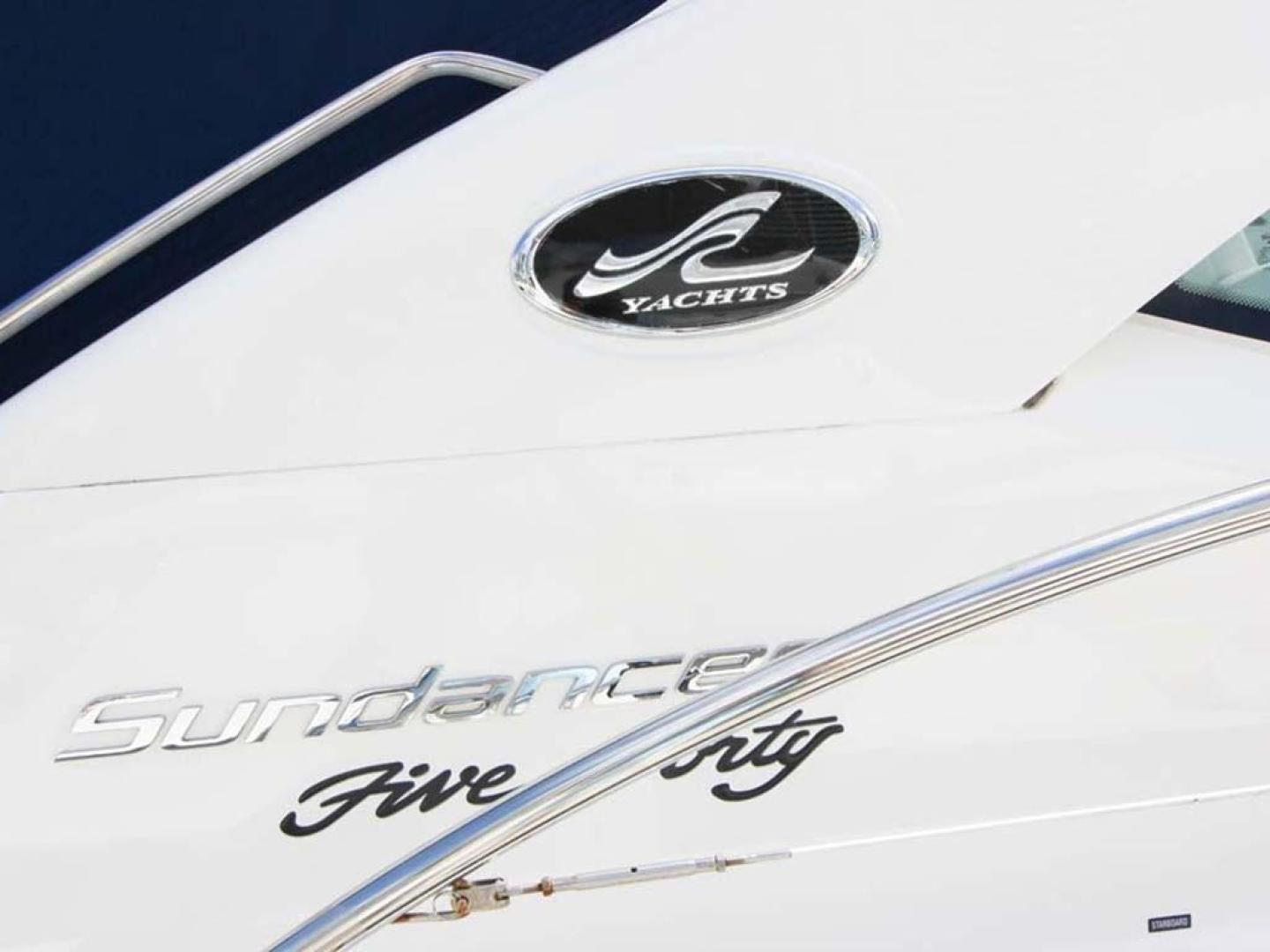 Sea Ray-540 Sundancer 2011-XS Miami-Florida-United States-Logo-918506 | Thumbnail