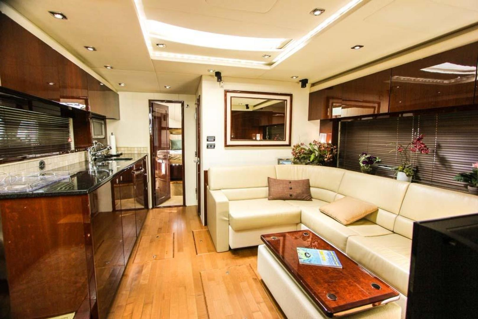Sea Ray-540 Sundancer 2011-XS Miami-Florida-United States-Salon Looking Forward-918515 | Thumbnail