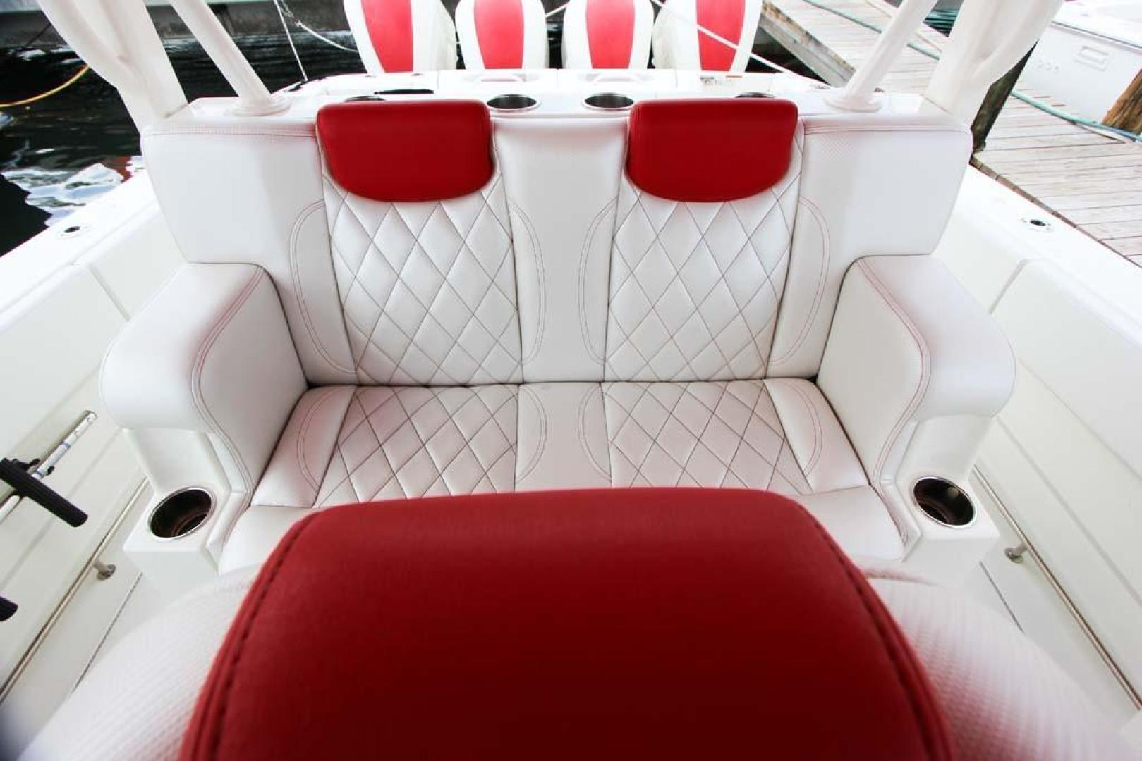 Hydra-Sports-Center Console 2015-Flash Coconut Grove-Florida-United States-Guest Seats-368859 | Thumbnail