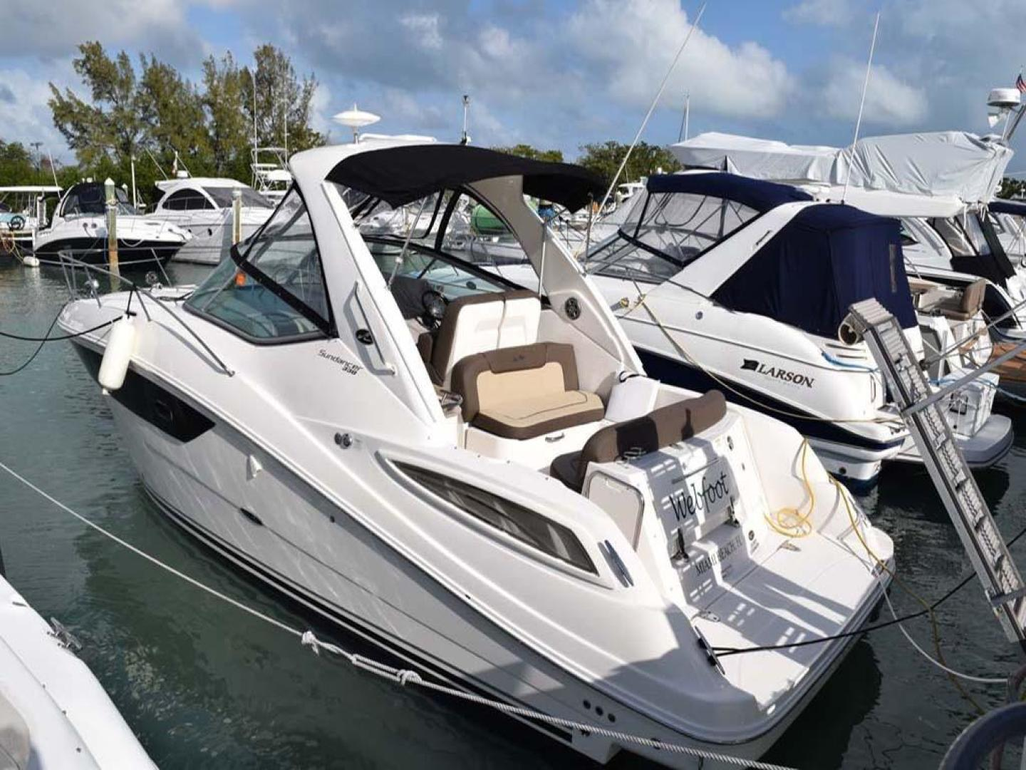 Sea Ray-Sundancer 2015-Webfoot Miami-Florida-United States-369607 | Thumbnail