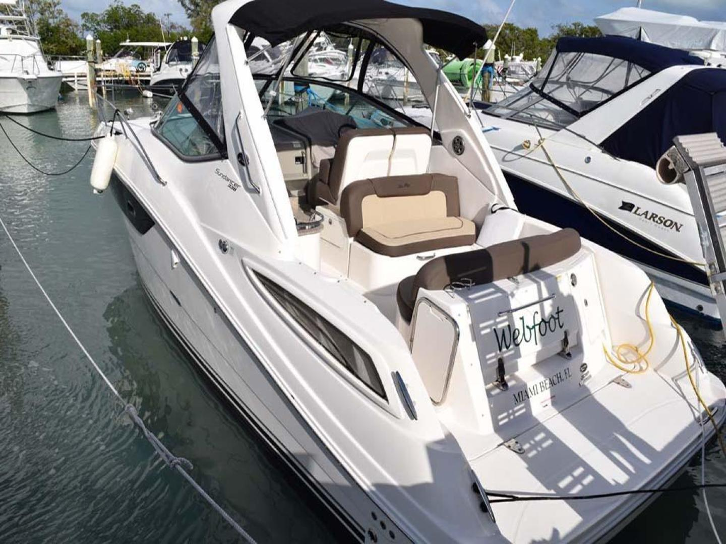 Sea Ray-Sundancer 2015-Webfoot Miami-Florida-United States-369608 | Thumbnail
