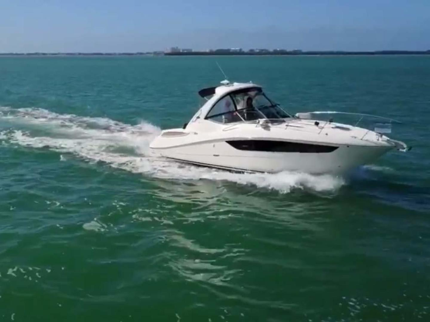 Sea Ray-Sundancer 2015-Webfoot Miami-Florida-United States-Profile-369606 | Thumbnail