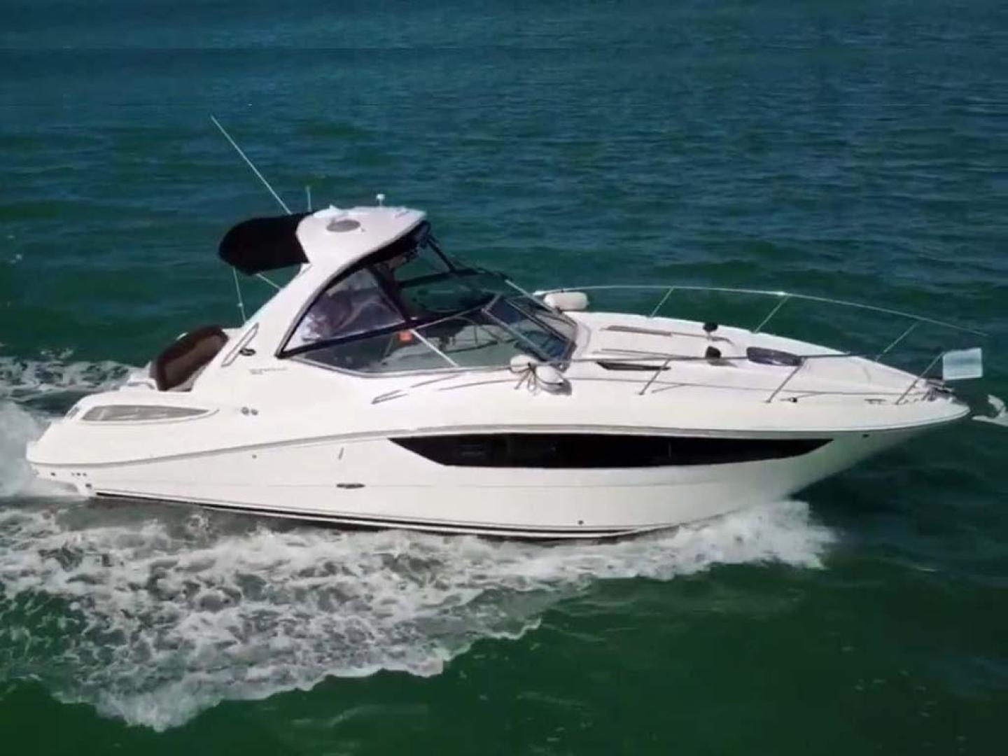Sea Ray-Sundancer 2015-Webfoot Miami-Florida-United States-Profile-369605 | Thumbnail