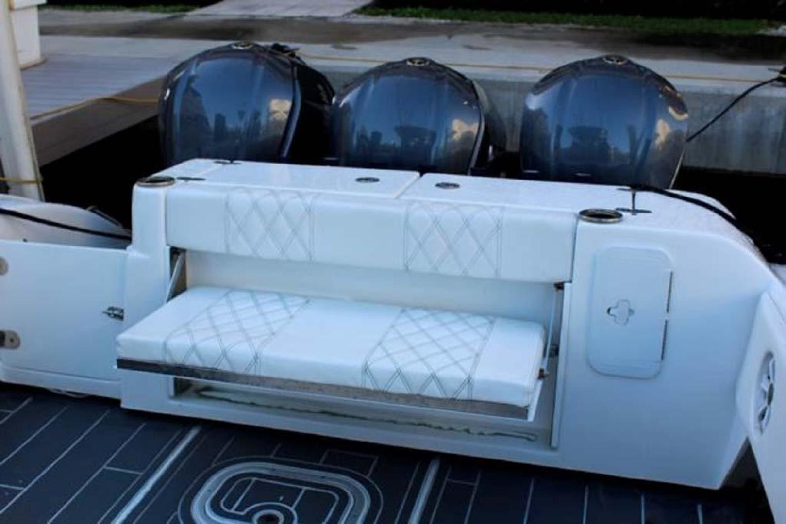 Cape Horn-36 Center Console 2016-All In Boynton Beach-Florida-United States-Aft Seating-923975 | Thumbnail