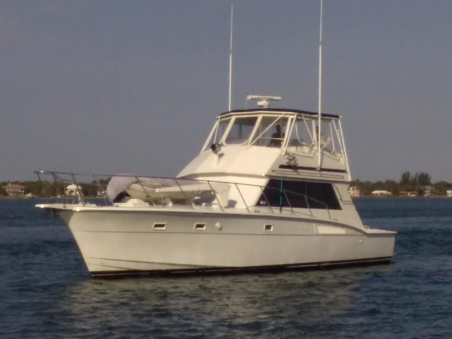 Hatteras-50 Convertible 1981 -Stuart-Florida-United States-Port Bow View-372116 | Thumbnail
