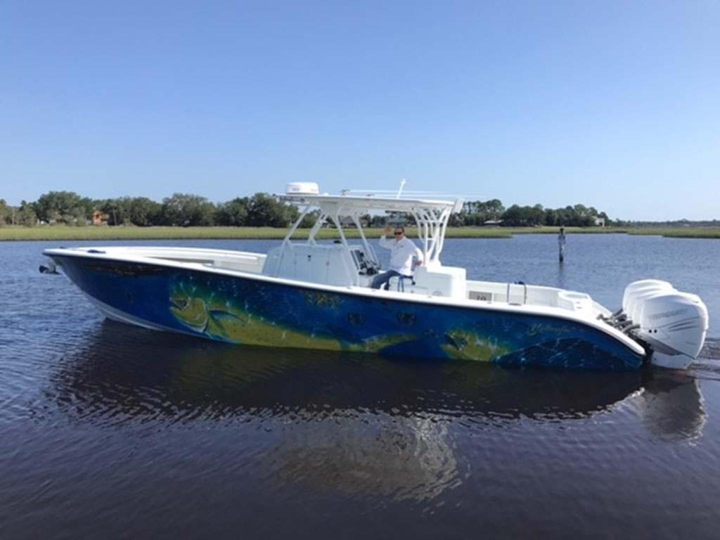 Yellowfin 39' 39 2016