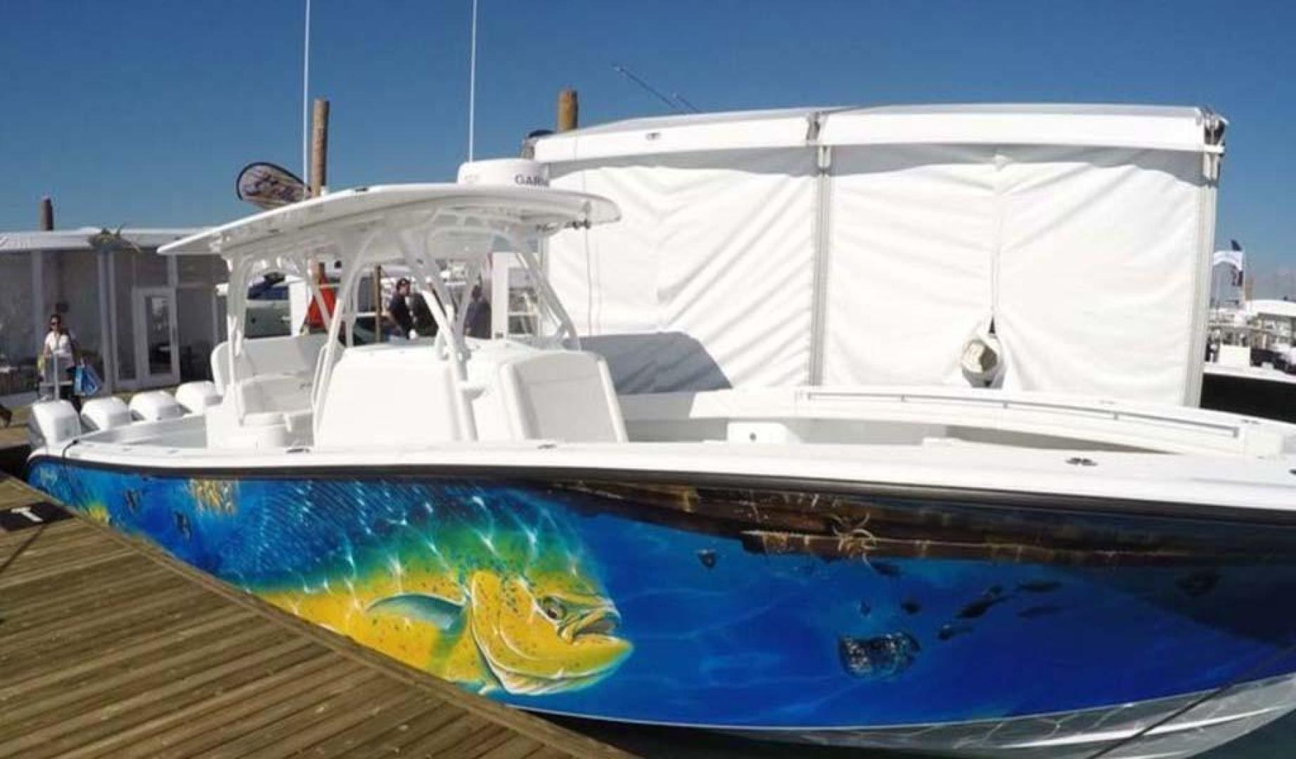 Yellowfin-39 2016 -Jacksonville-United States-Starboard Bow-924583 | Thumbnail