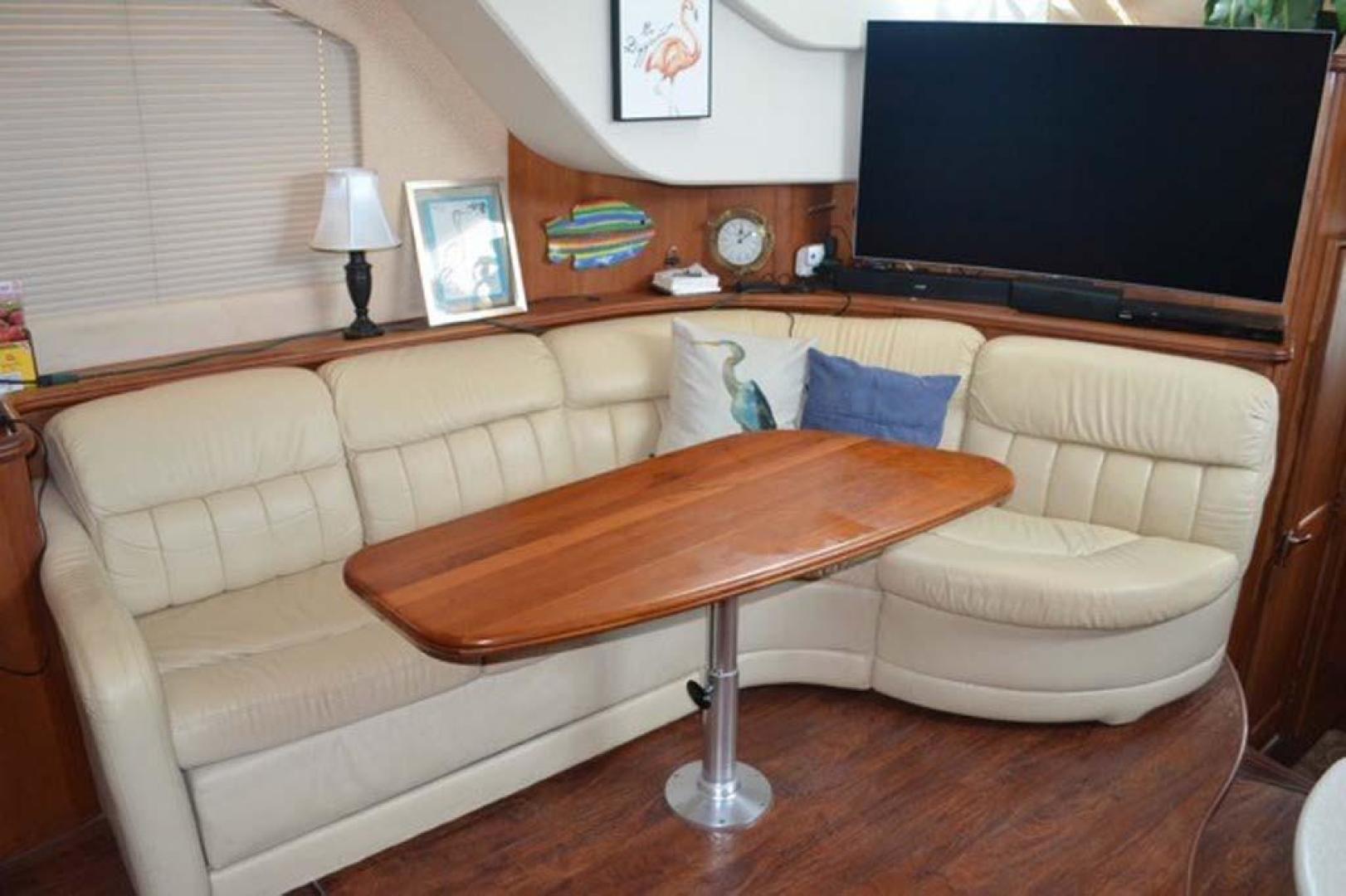 Silverton-Motor Yacht 2003-Tropical Breeze Daytona-Florida-United States-Dinette-924692 | Thumbnail