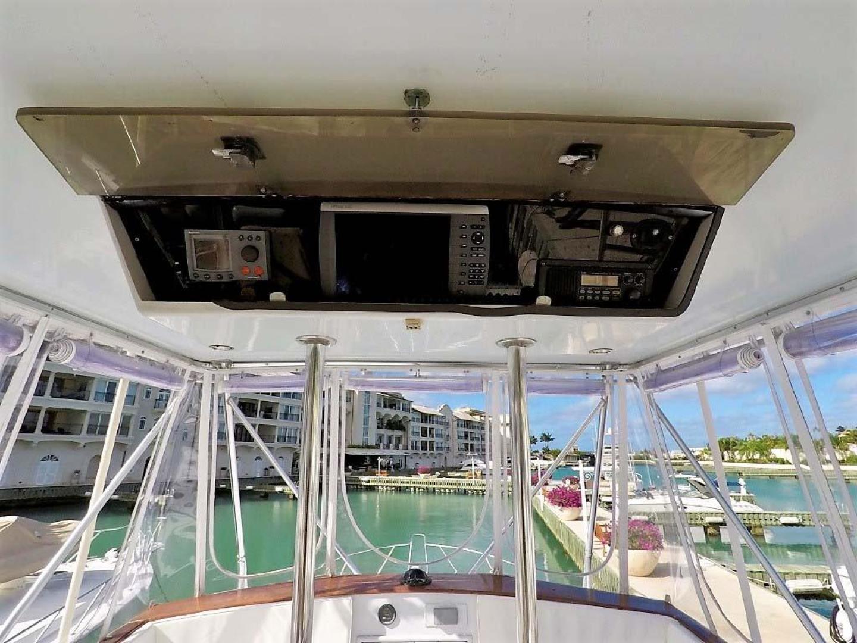 Buddy Davis-51 Custom Carolina Sportfish 1988-Ocean Pearl St. Peter-Barbados-Overhead Electronics-929920   Thumbnail