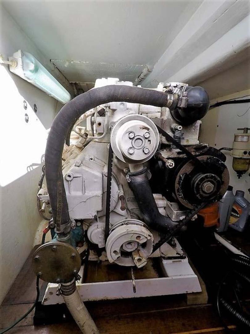 Buddy Davis-51 Custom Carolina Sportfish 1988-Ocean Pearl St. Peter-Barbados-Generator-929915   Thumbnail