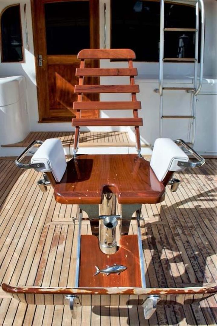 Buddy Davis-51 Custom Carolina Sportfish 1988-Ocean Pearl St. Peter-Barbados-Fighting Chair-929905   Thumbnail