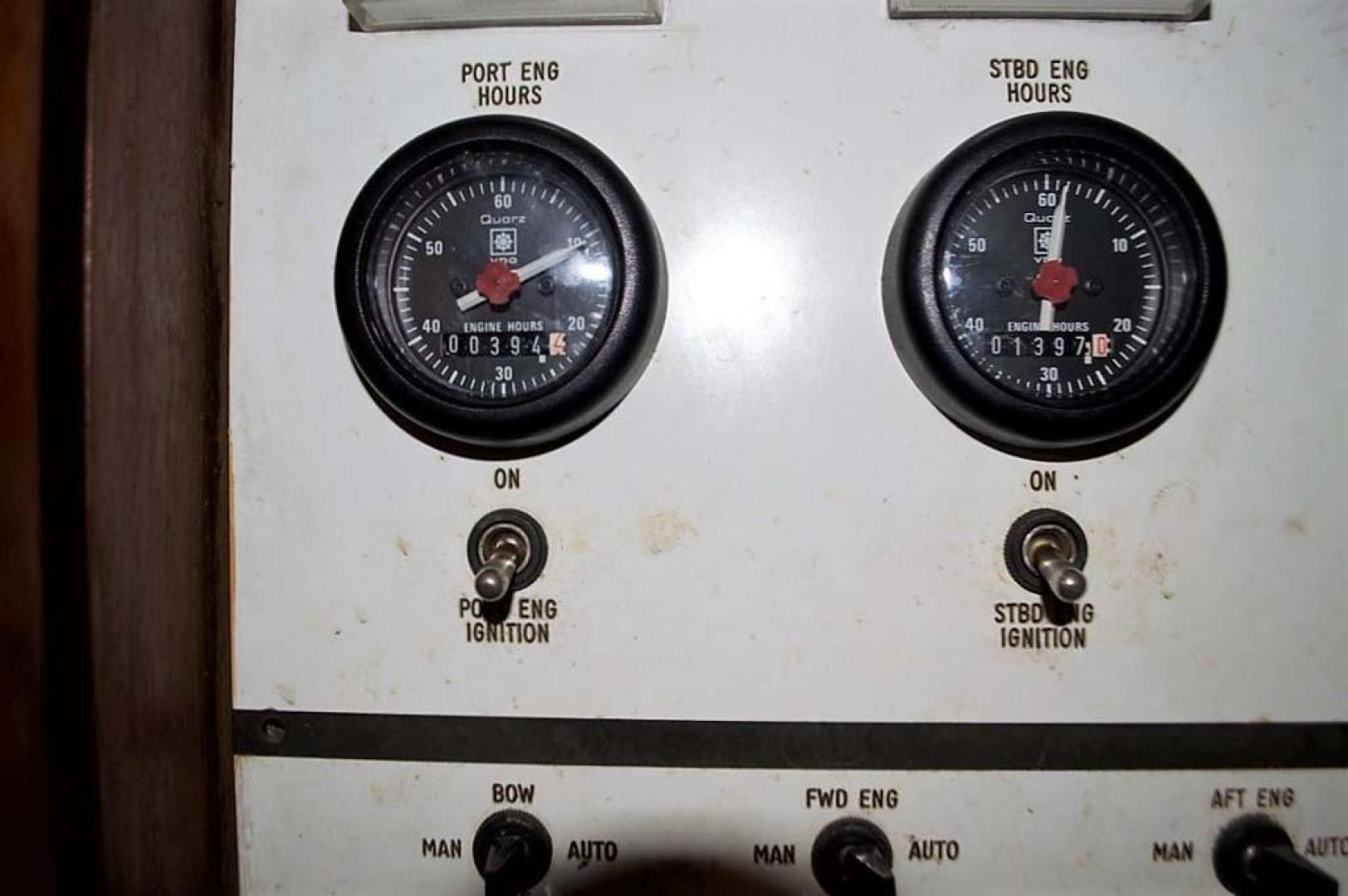 Buddy Davis-51 Custom Carolina Sportfish 1988-Ocean Pearl St. Peter-Barbados-Engine Hours-929911   Thumbnail